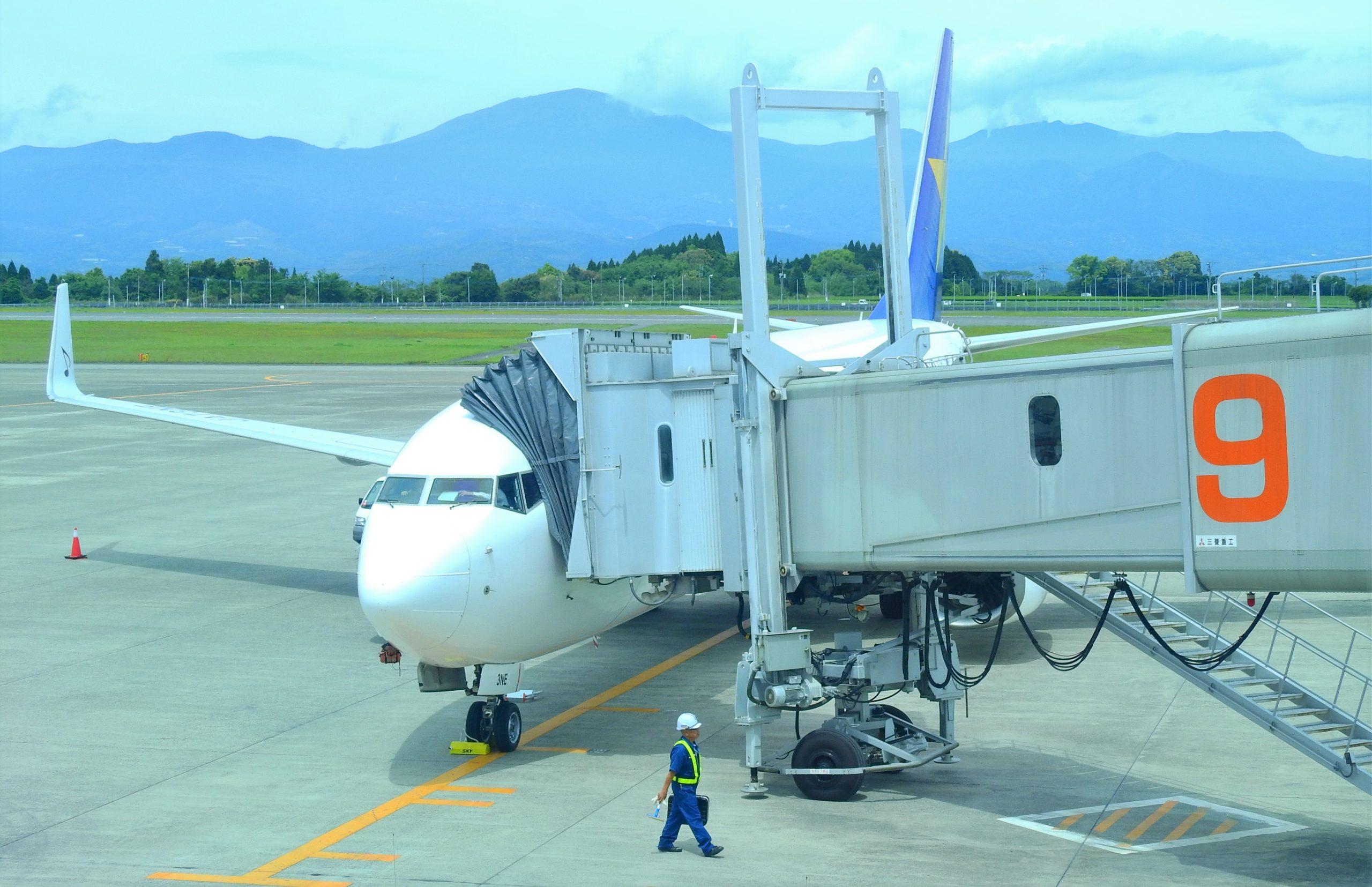 鹿児島県 鹿児島空港
