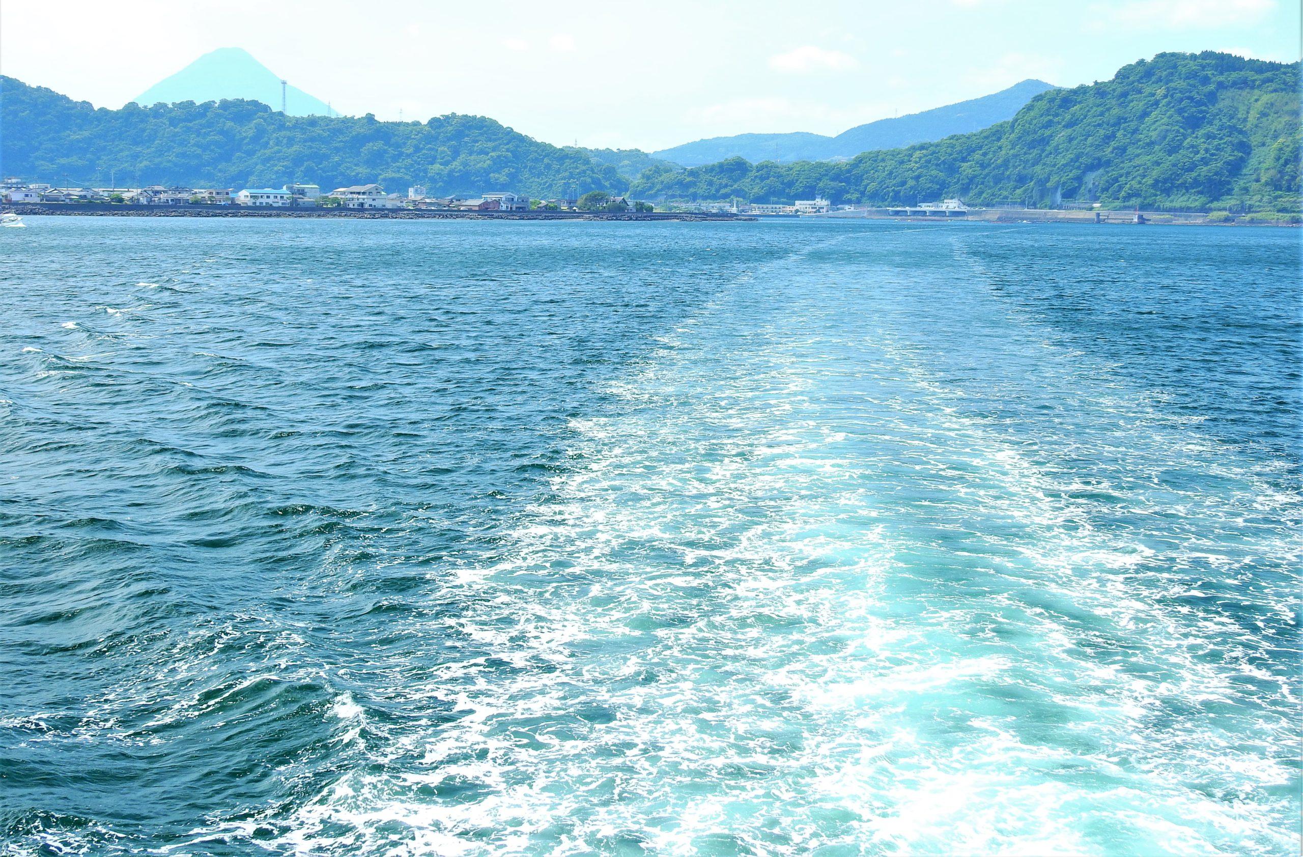 鹿児島県 山川港