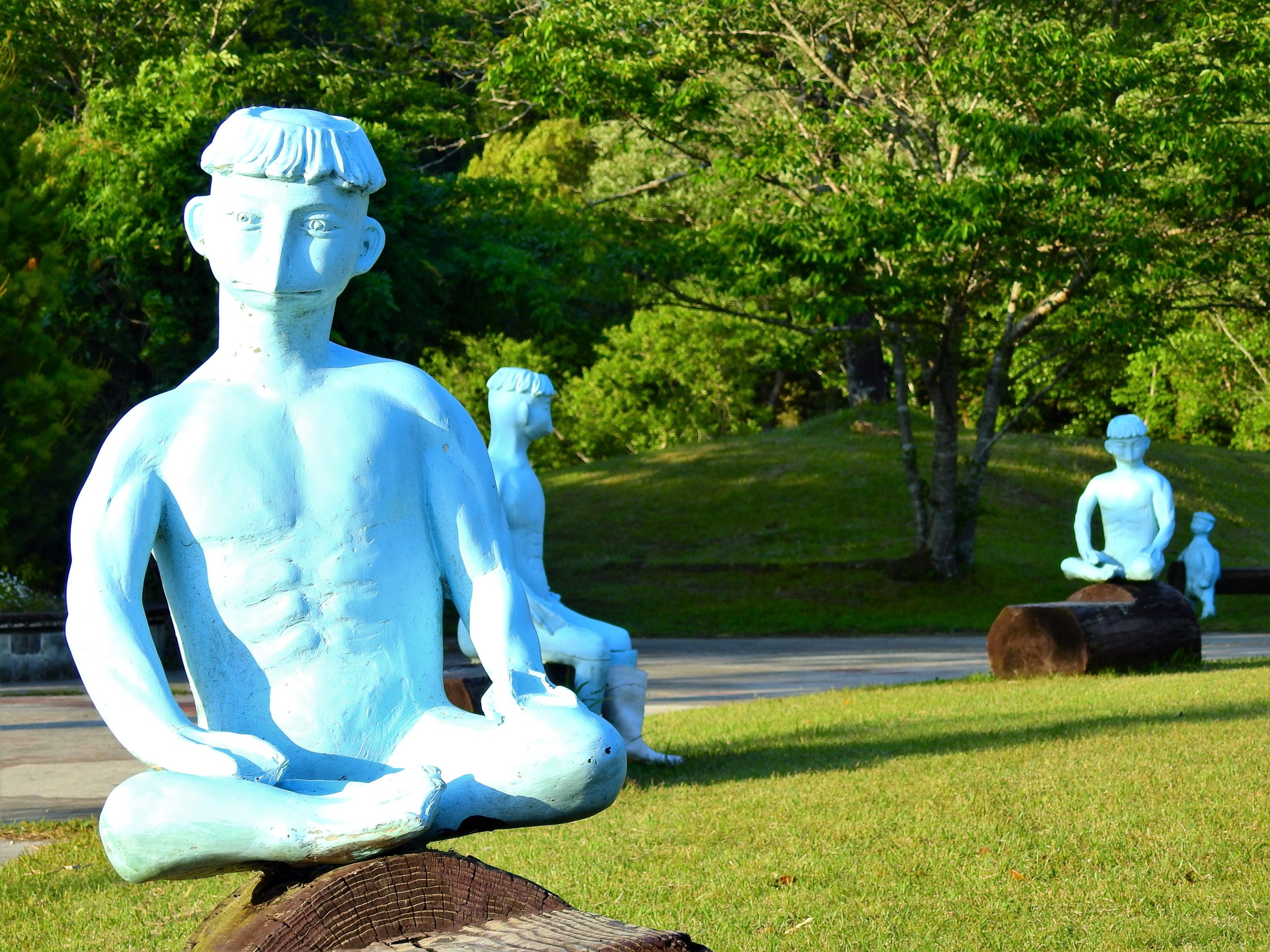 鹿児島県 ガラッパ公園
