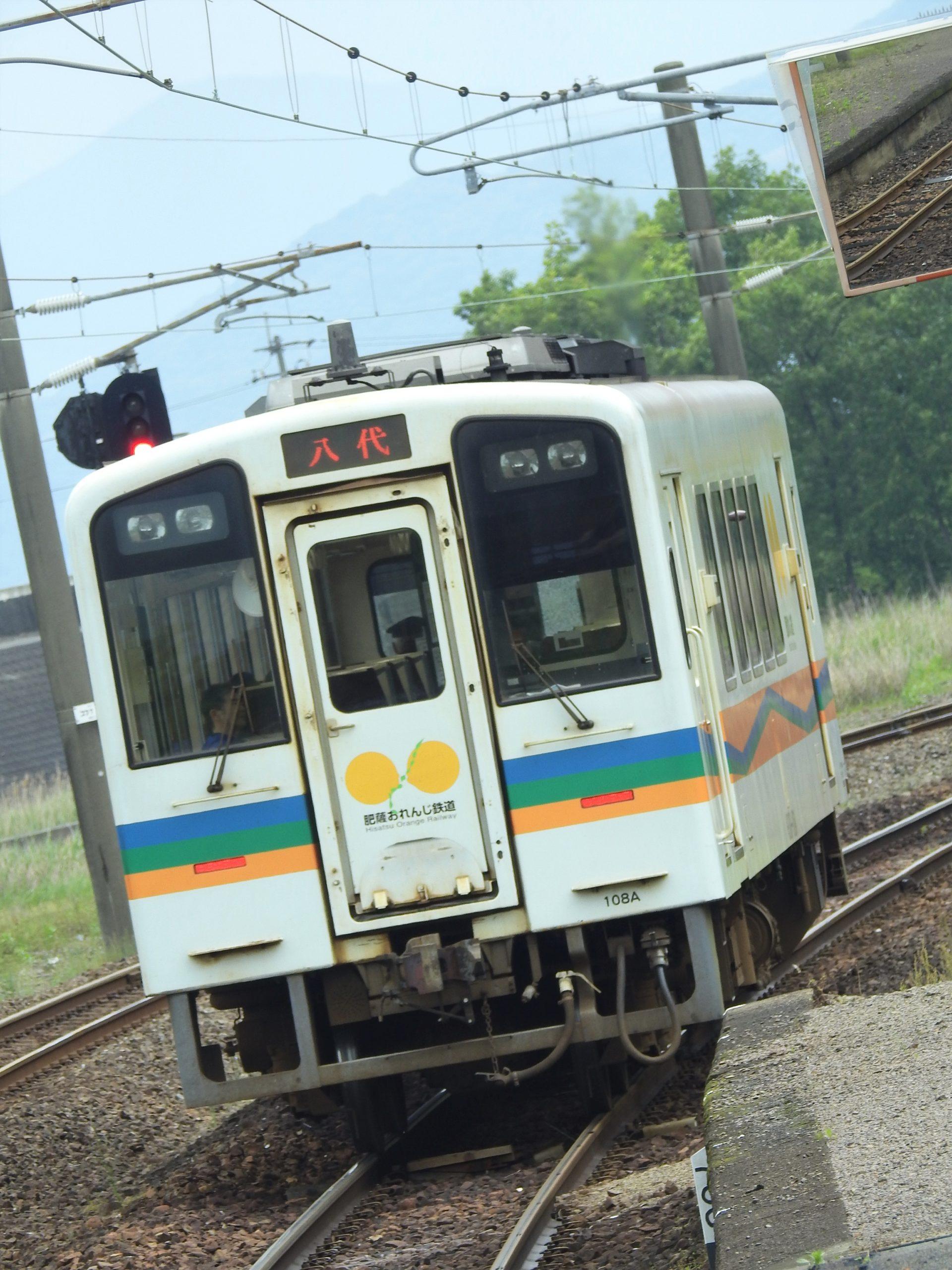 熊本県 肥薩おれんじ鉄道