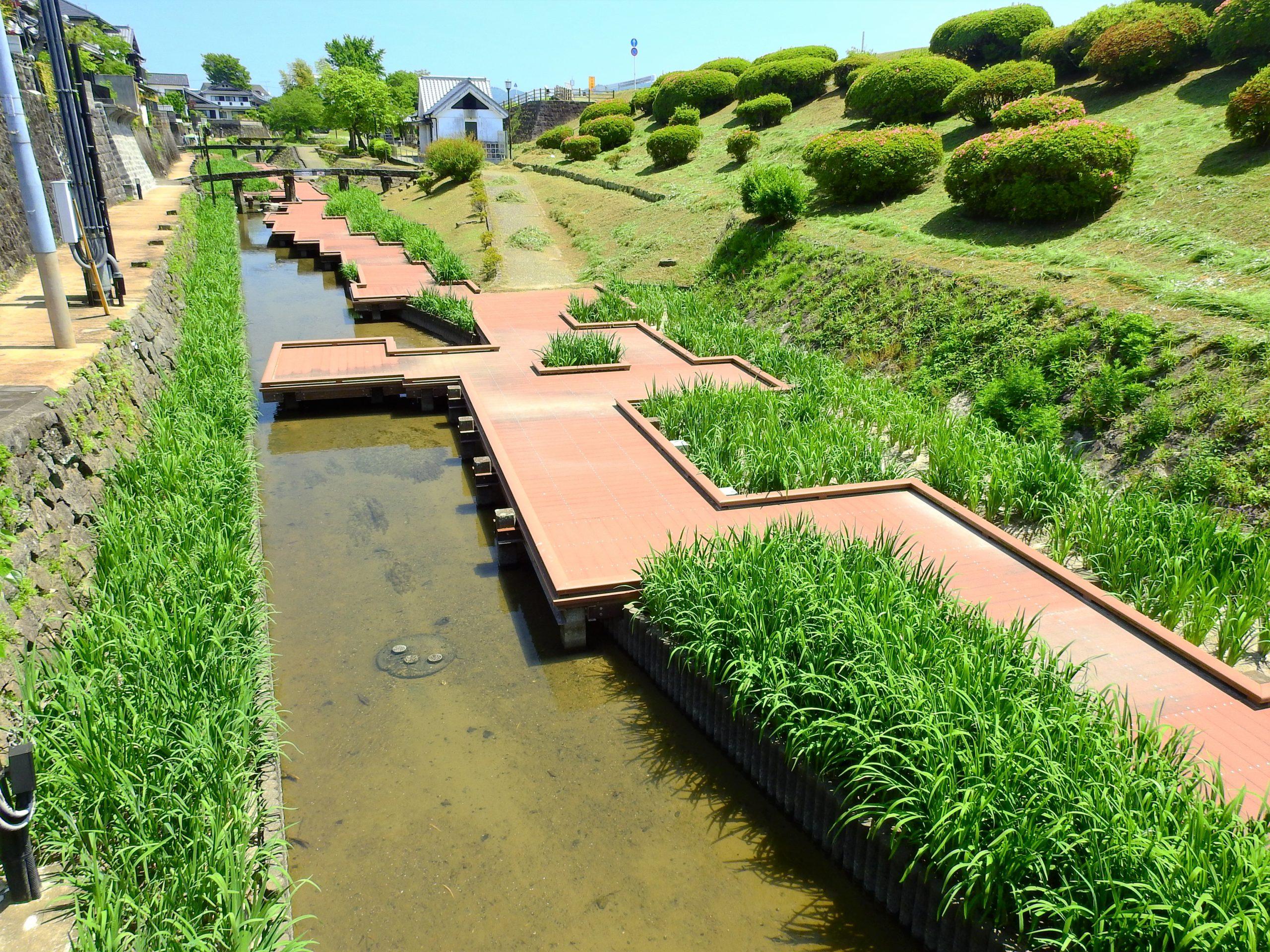熊本県 高瀬裏川