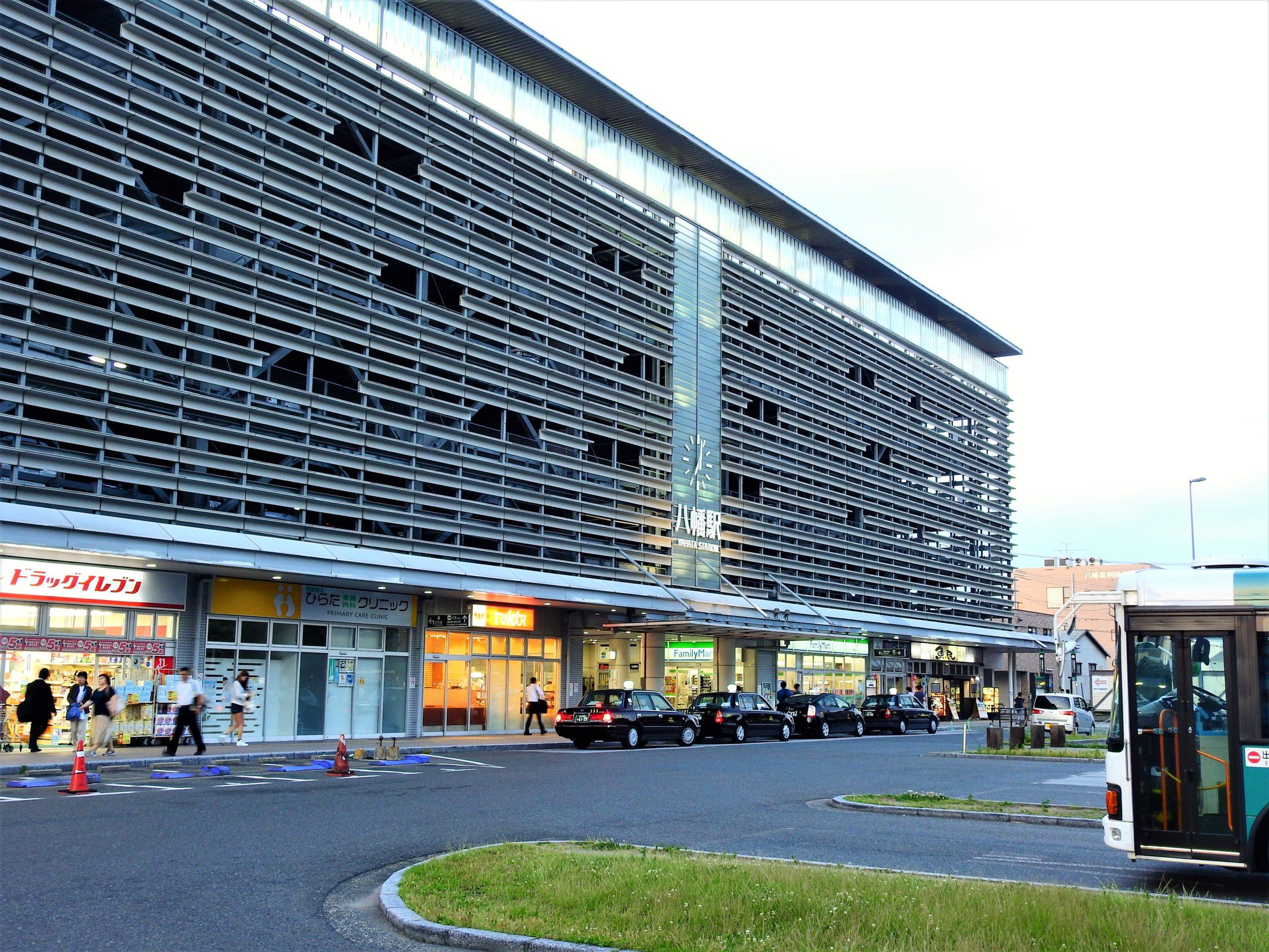 福岡県 八幡駅