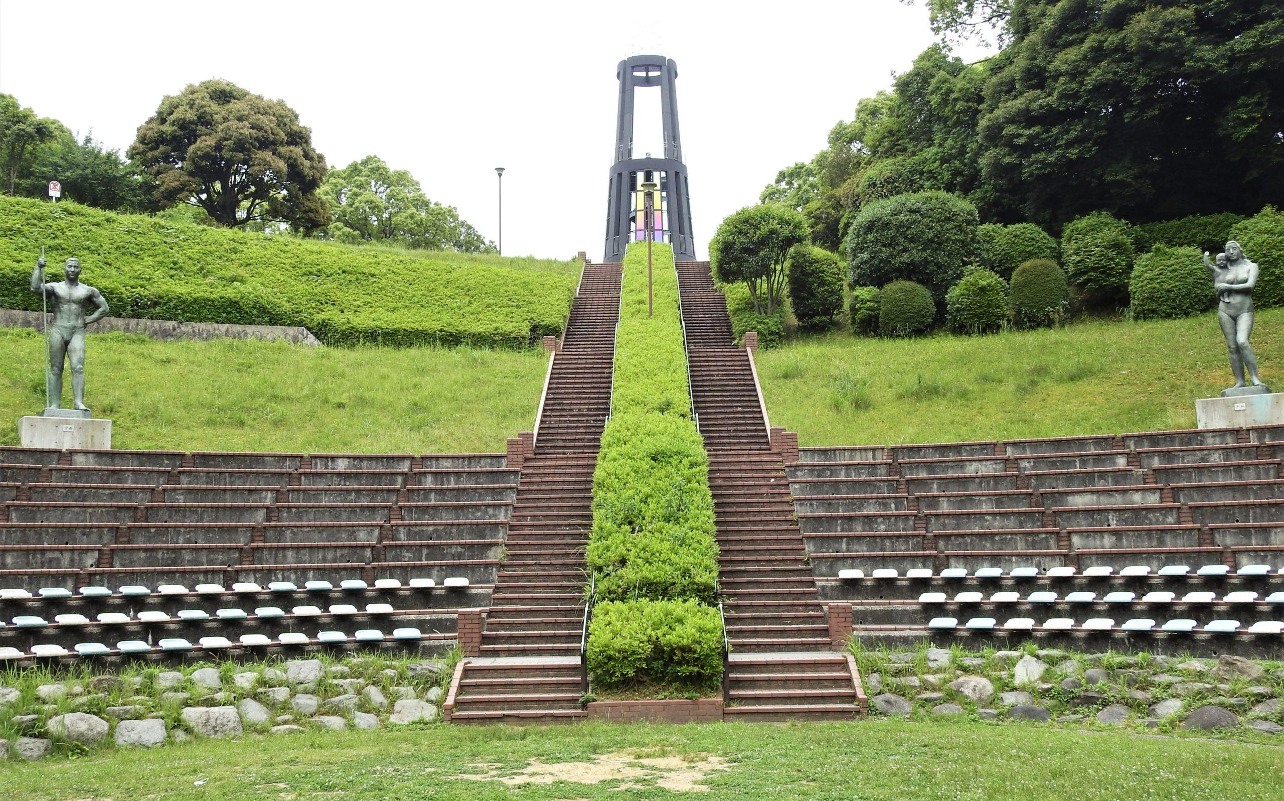 福岡県 高炉台公園