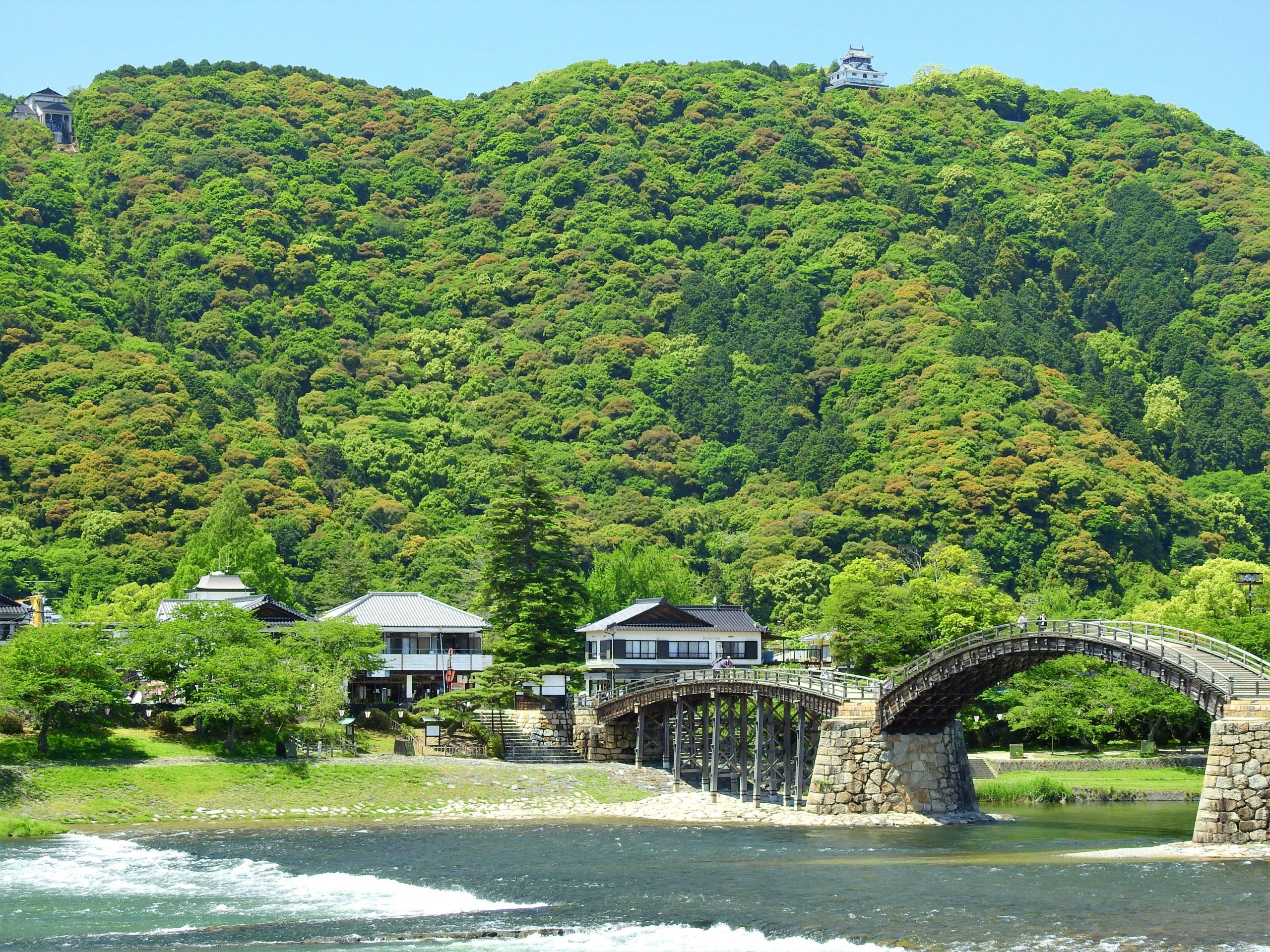 山口県 錦帯橋