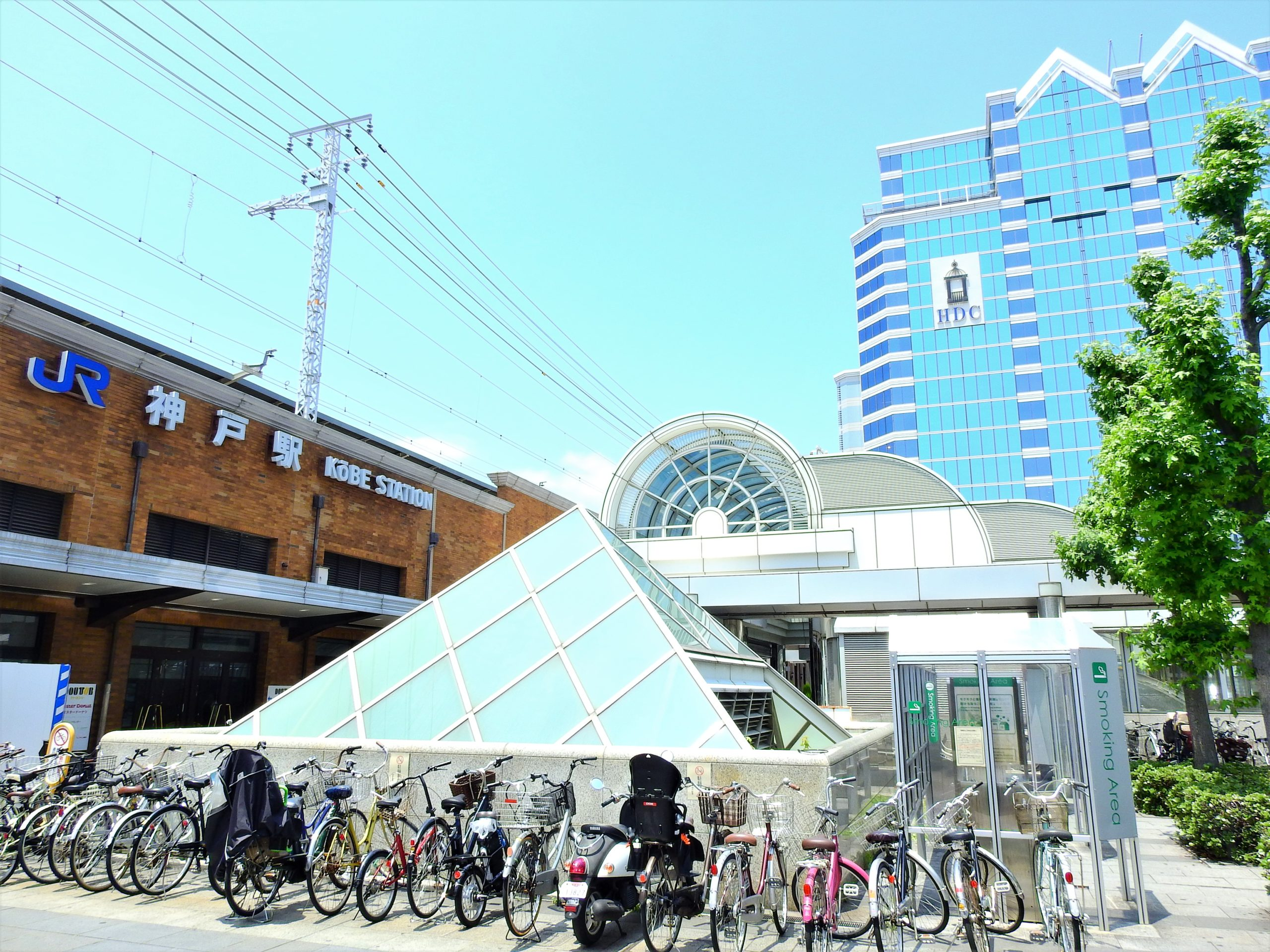兵庫県 神戸駅