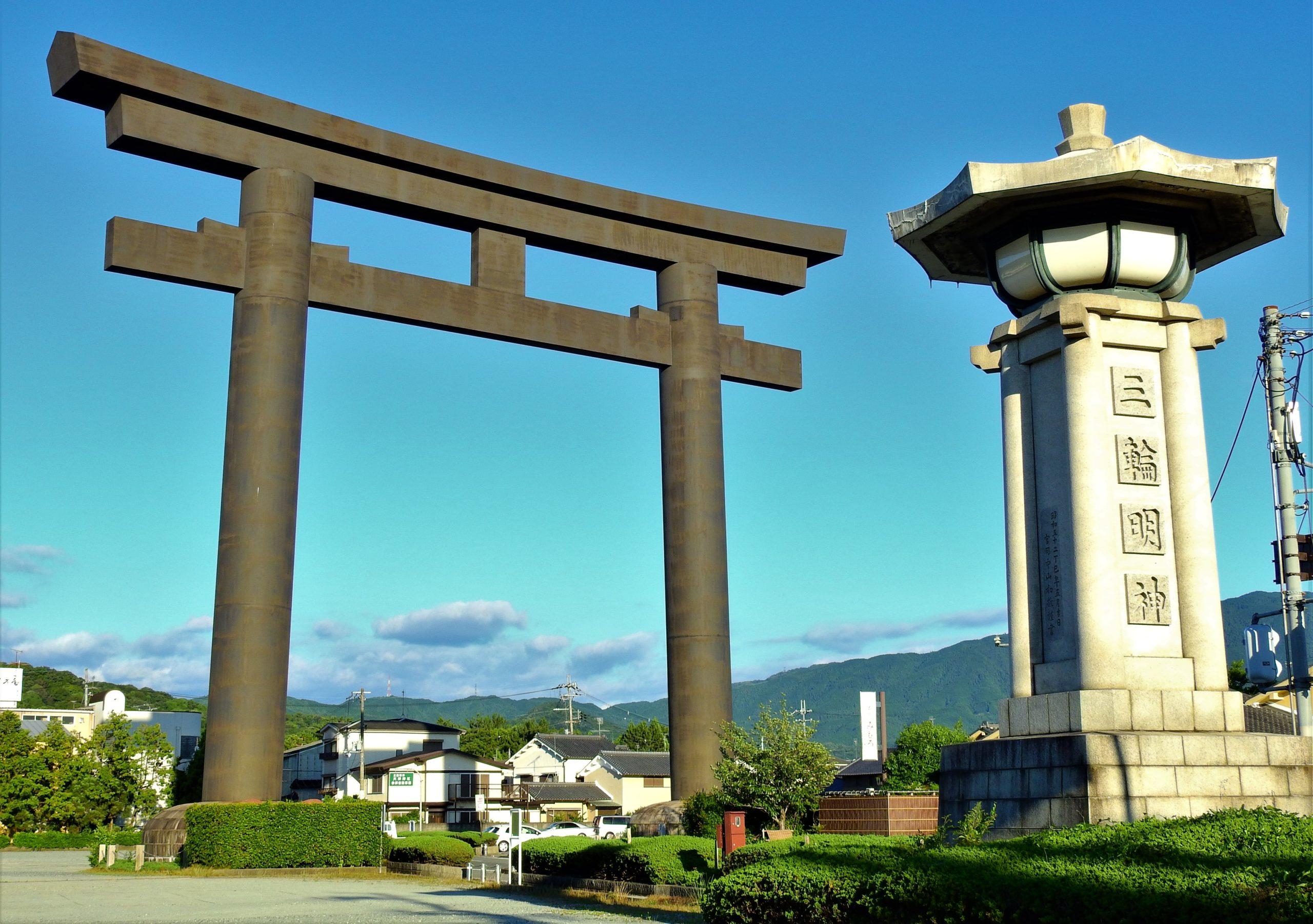 奈良県 三輪明神