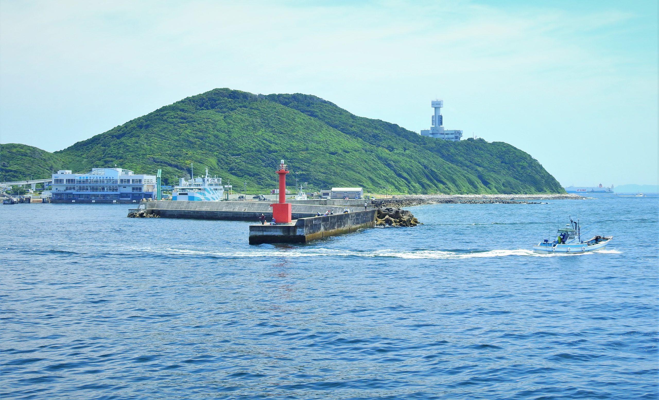 愛知県 伊良湖岬