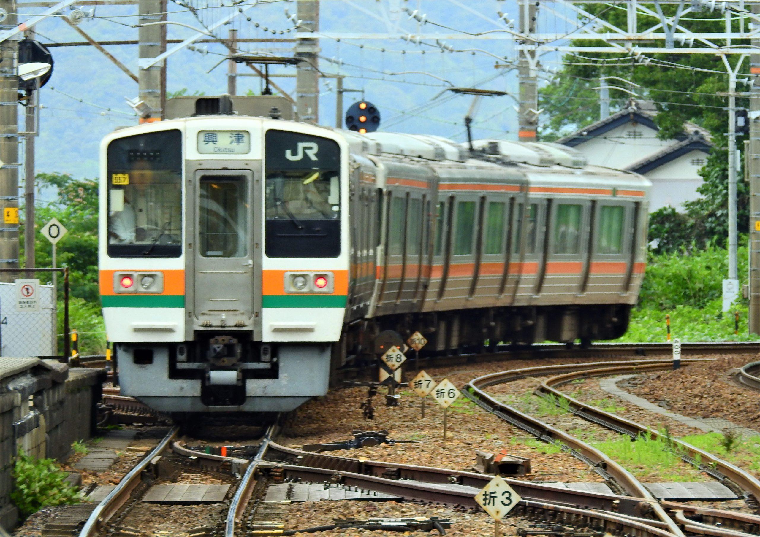 静岡県 掛川駅