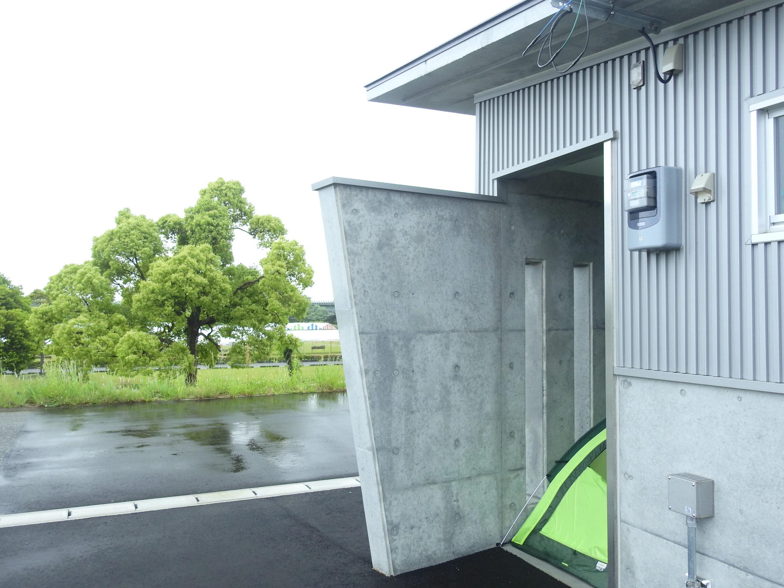 熊本県 球磨川河川敷スポーツ公園