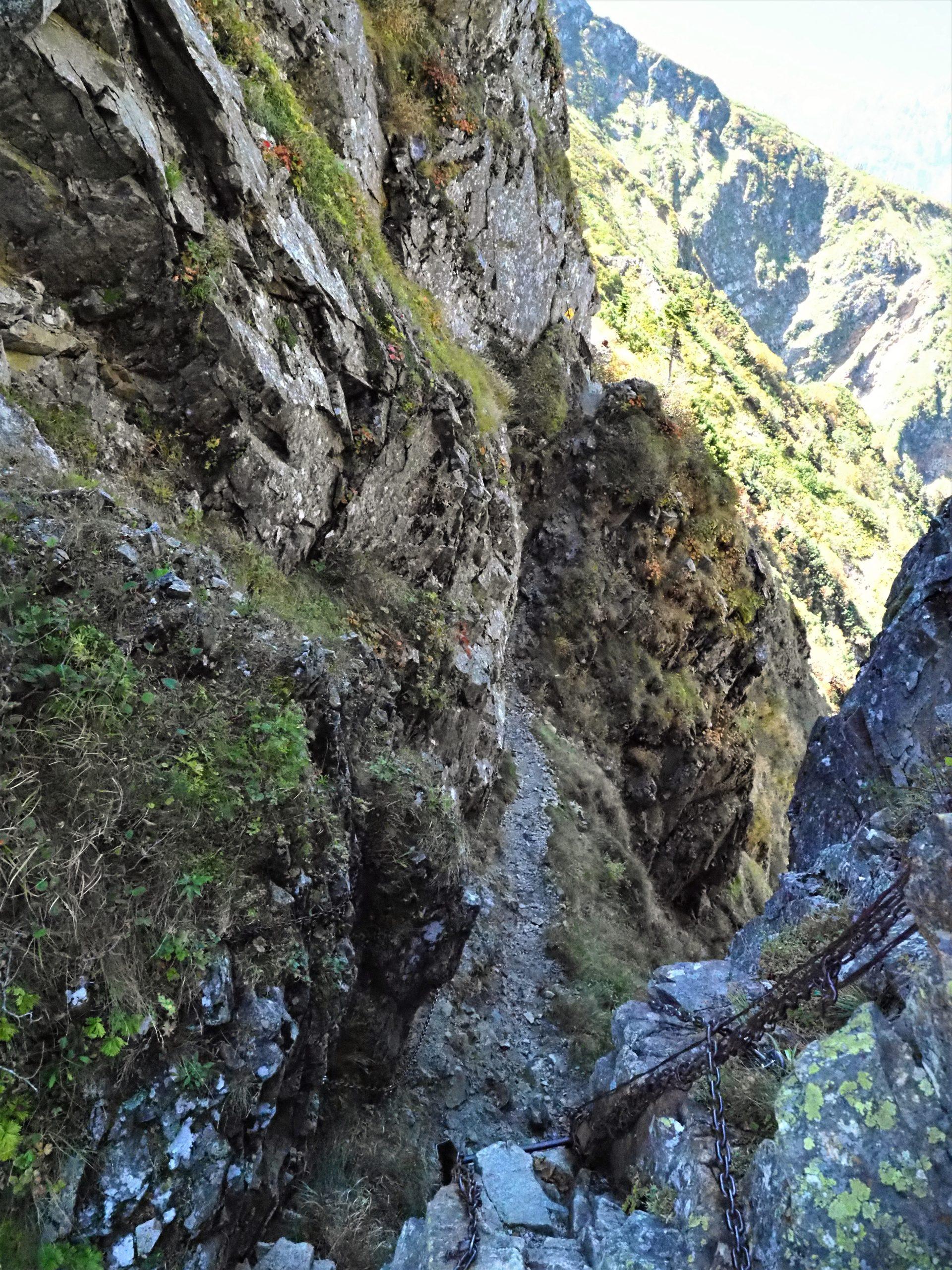 北アルプス 八峰キレット