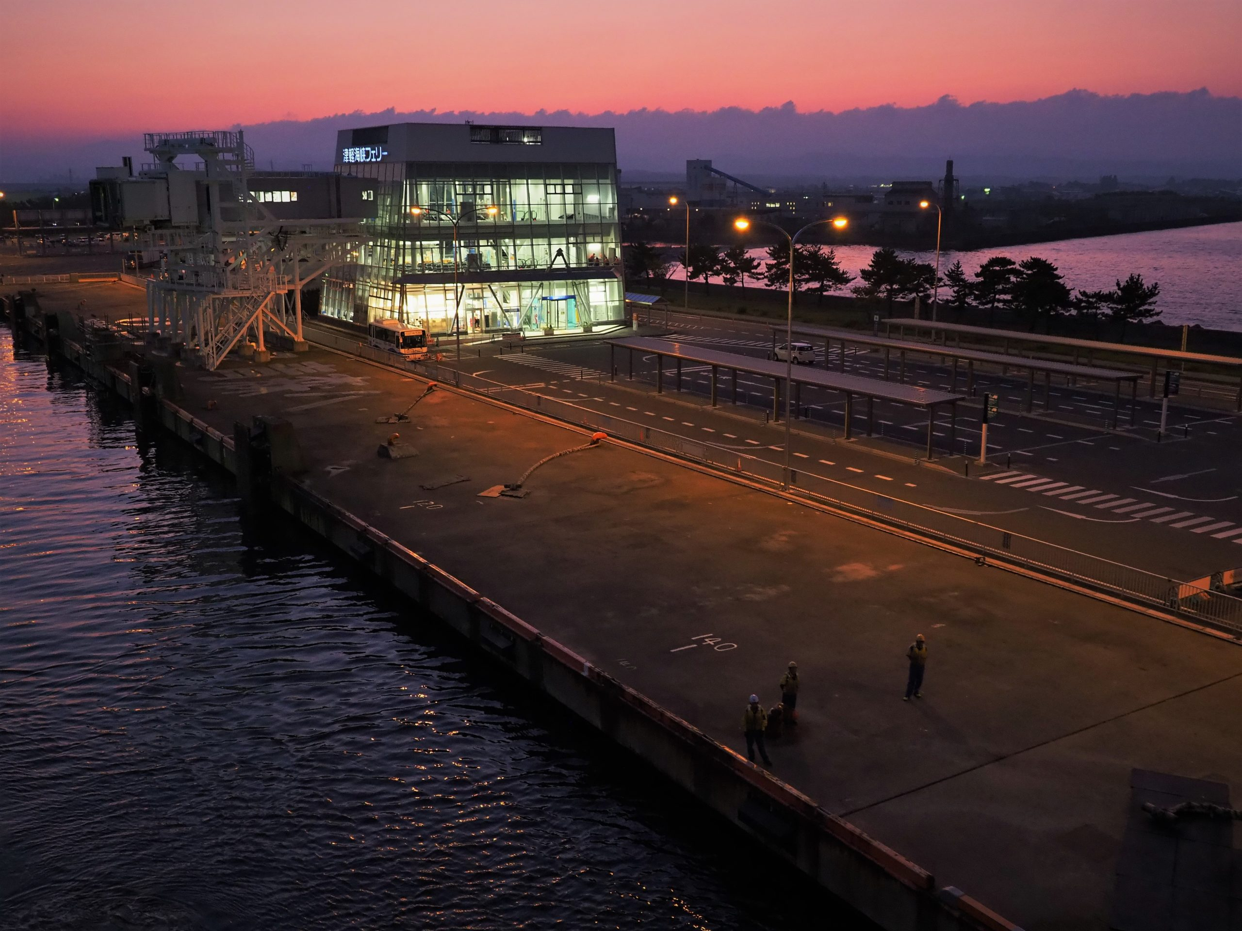 青森県 津軽海峡