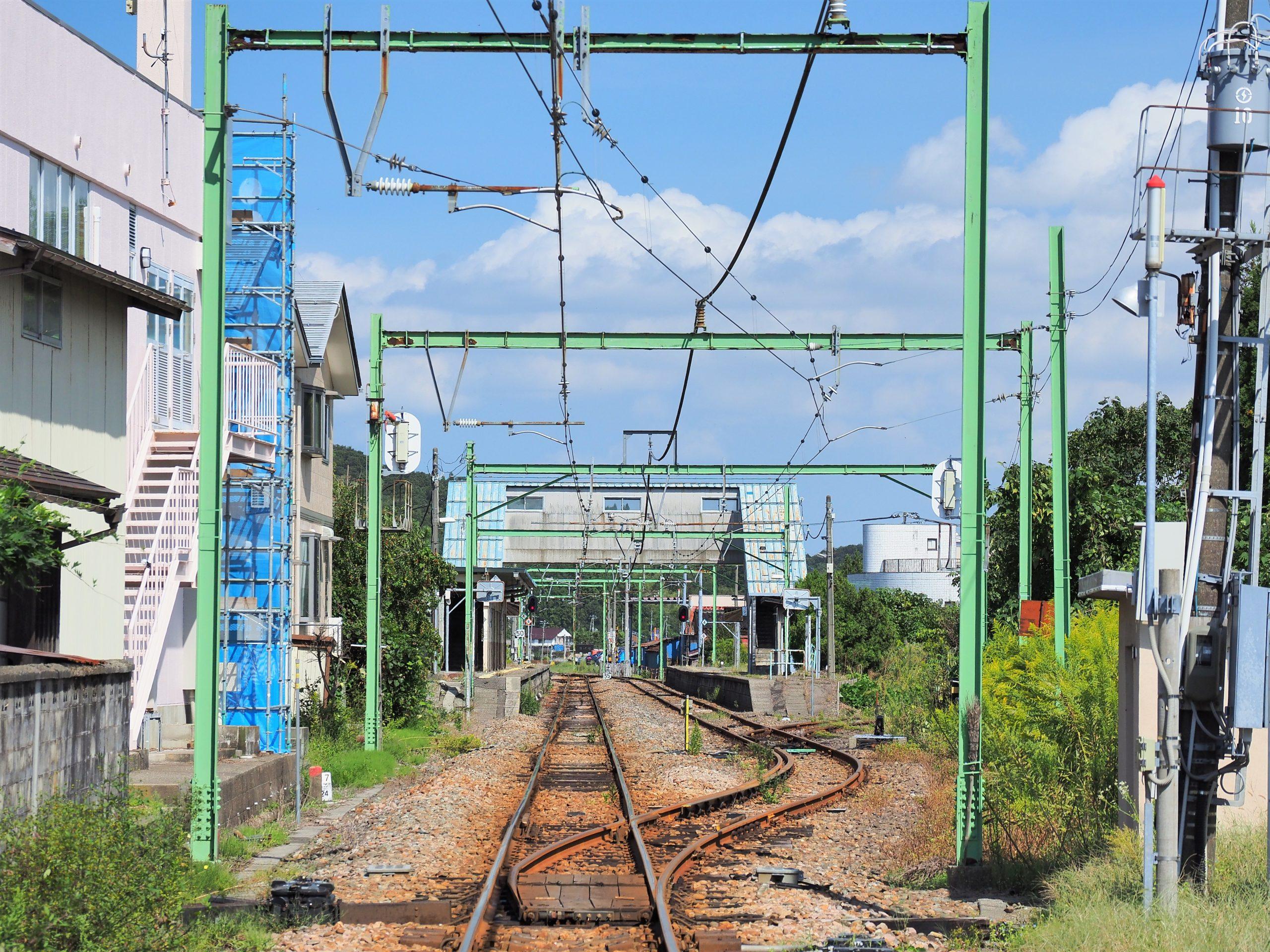 新潟県 出雲崎駅