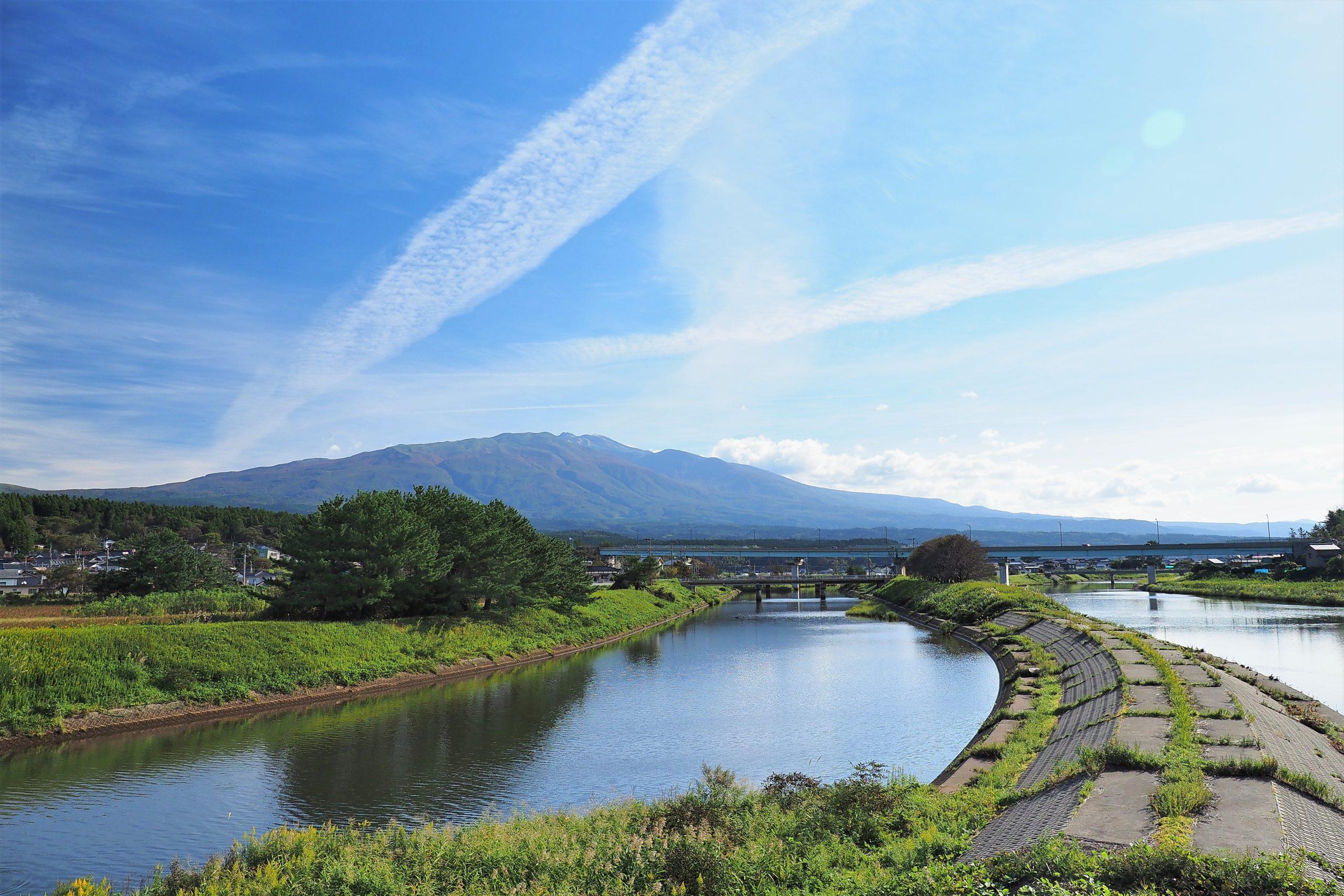 山形県 鳥海山