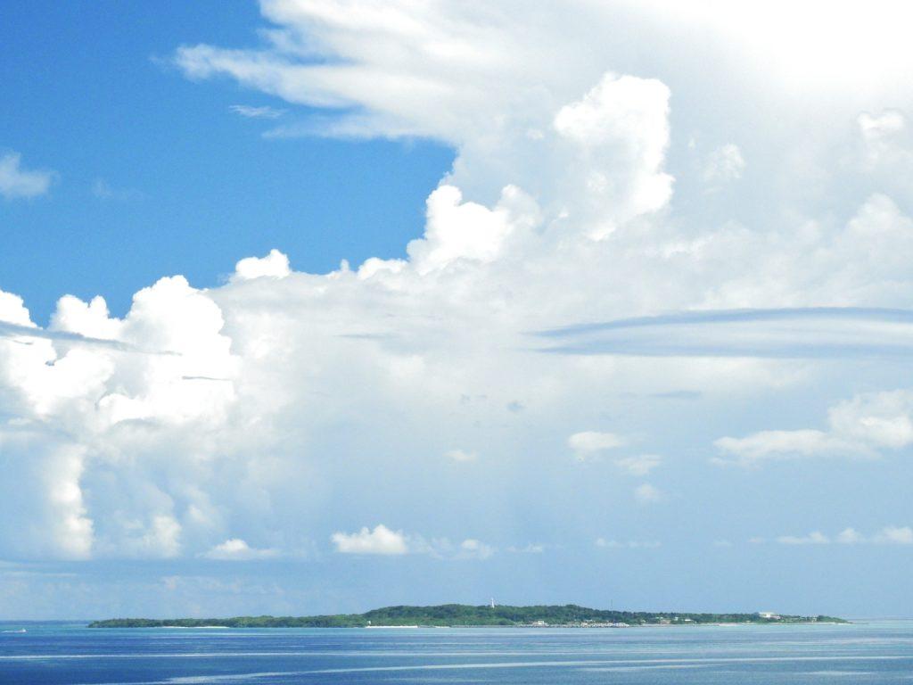 沖縄県 西表島 マルマビーチ
