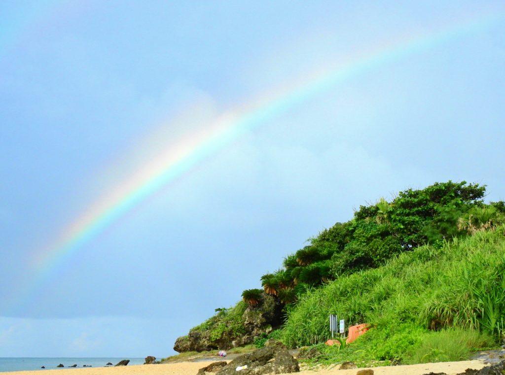 沖縄県 西表島 星砂の浜
