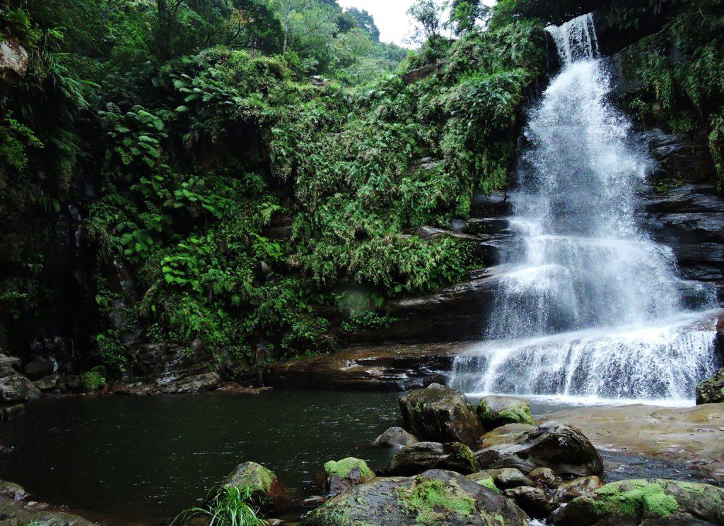 沖縄県 西表島 ナーラの滝