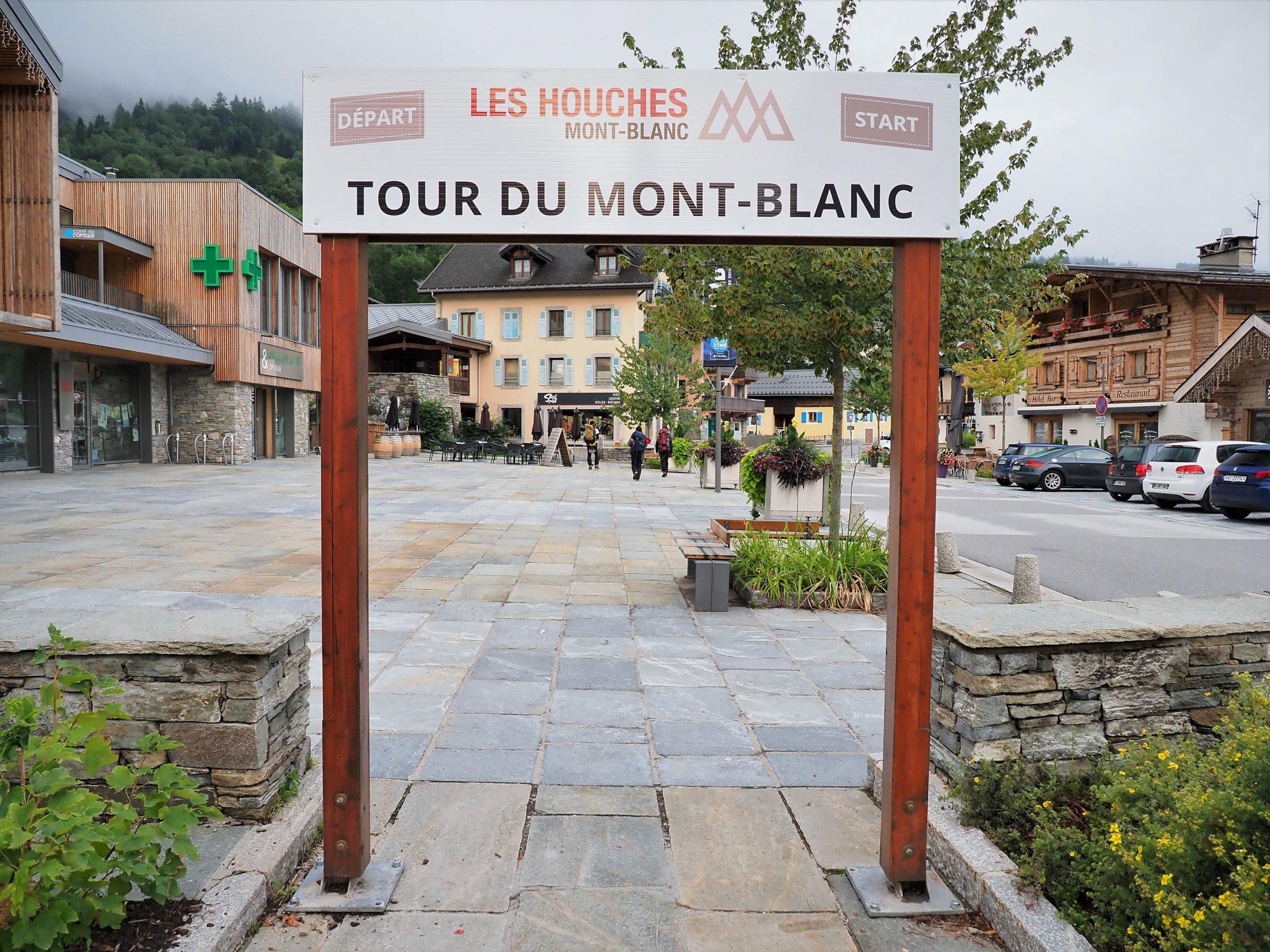 フランス モンブラン Les Houches