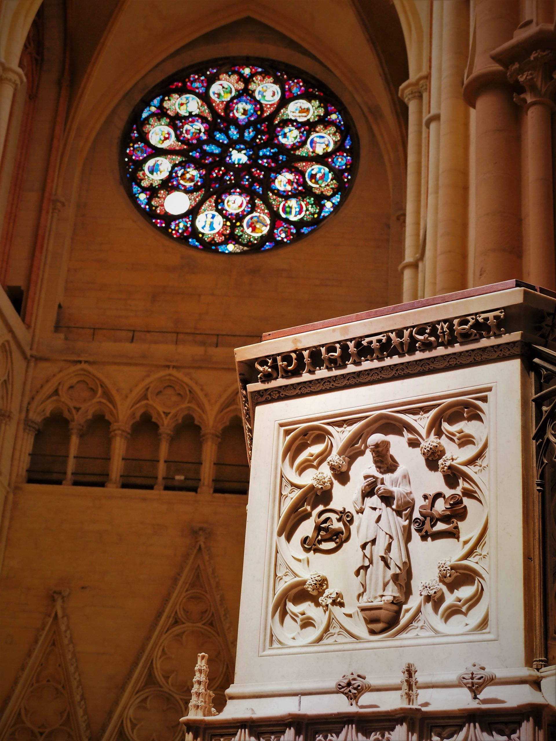 フランス リヨン ノートル・ダム聖堂