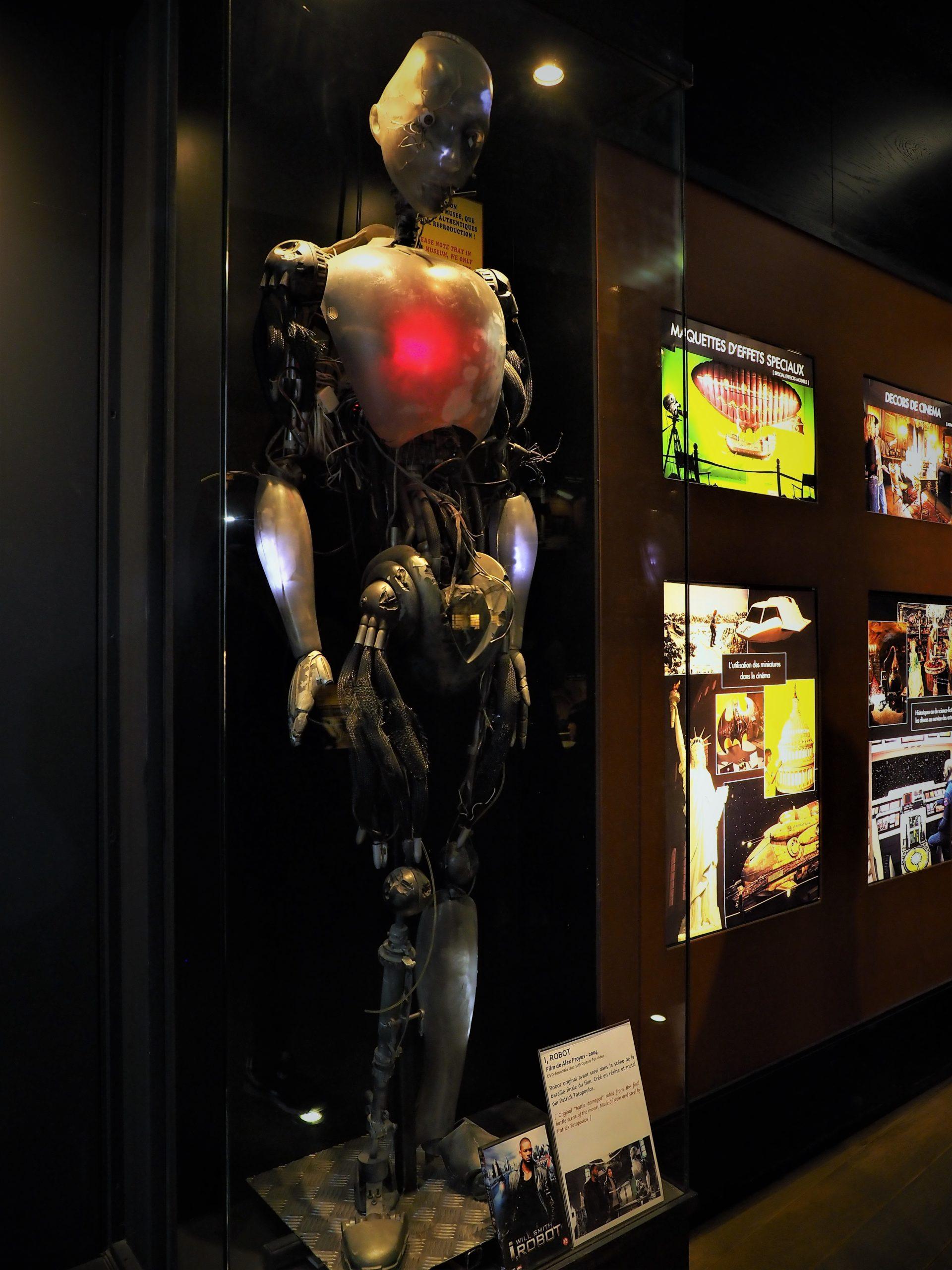 フランス リヨン ミニチュア・シネマ博物館
