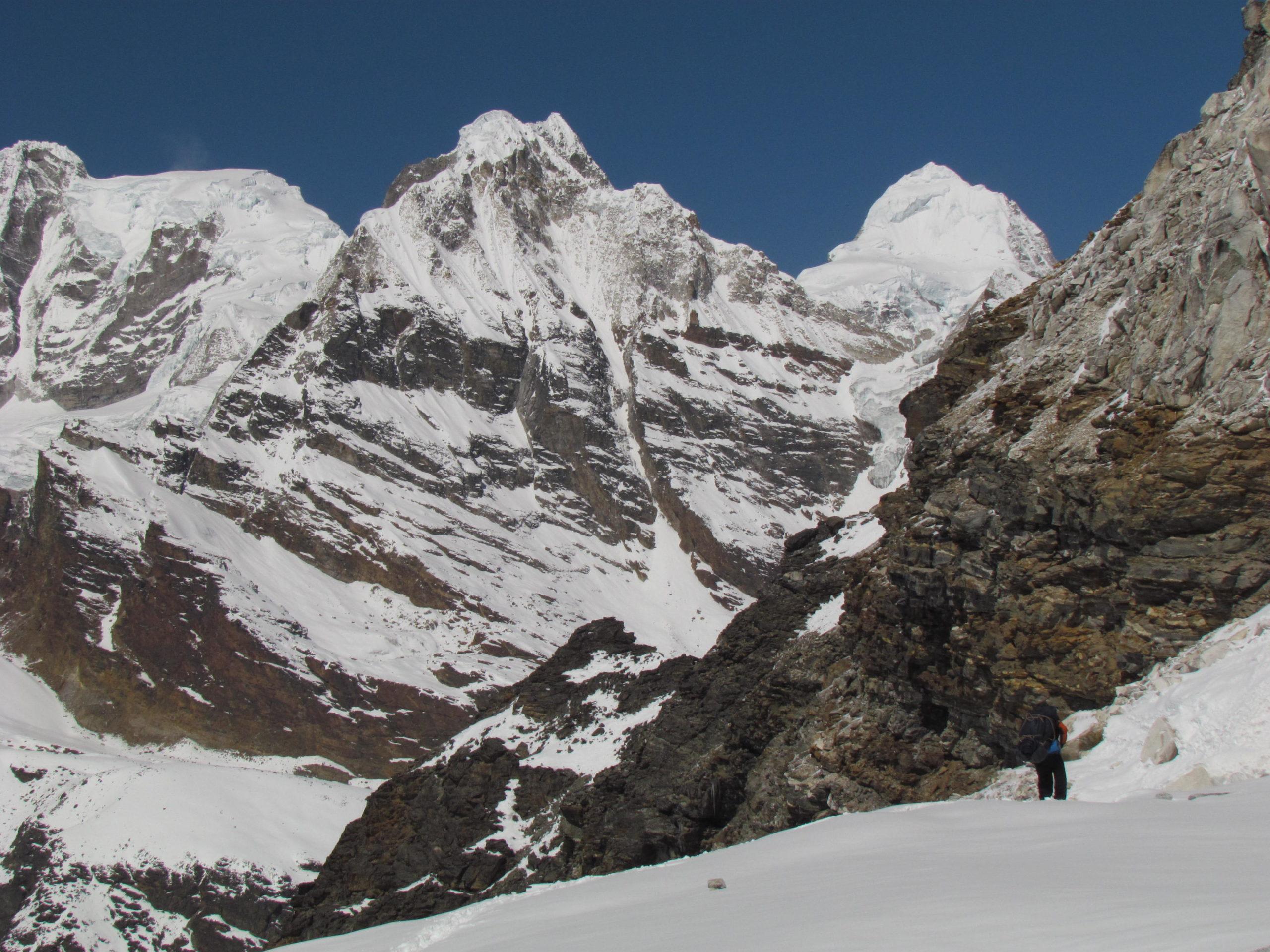 ネパール メラ・ピーク Mera La