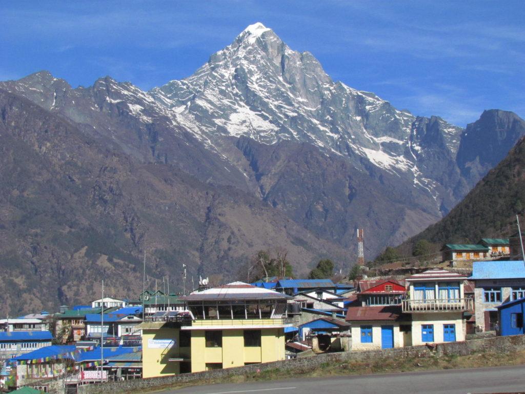 ネパール ルクラ空港