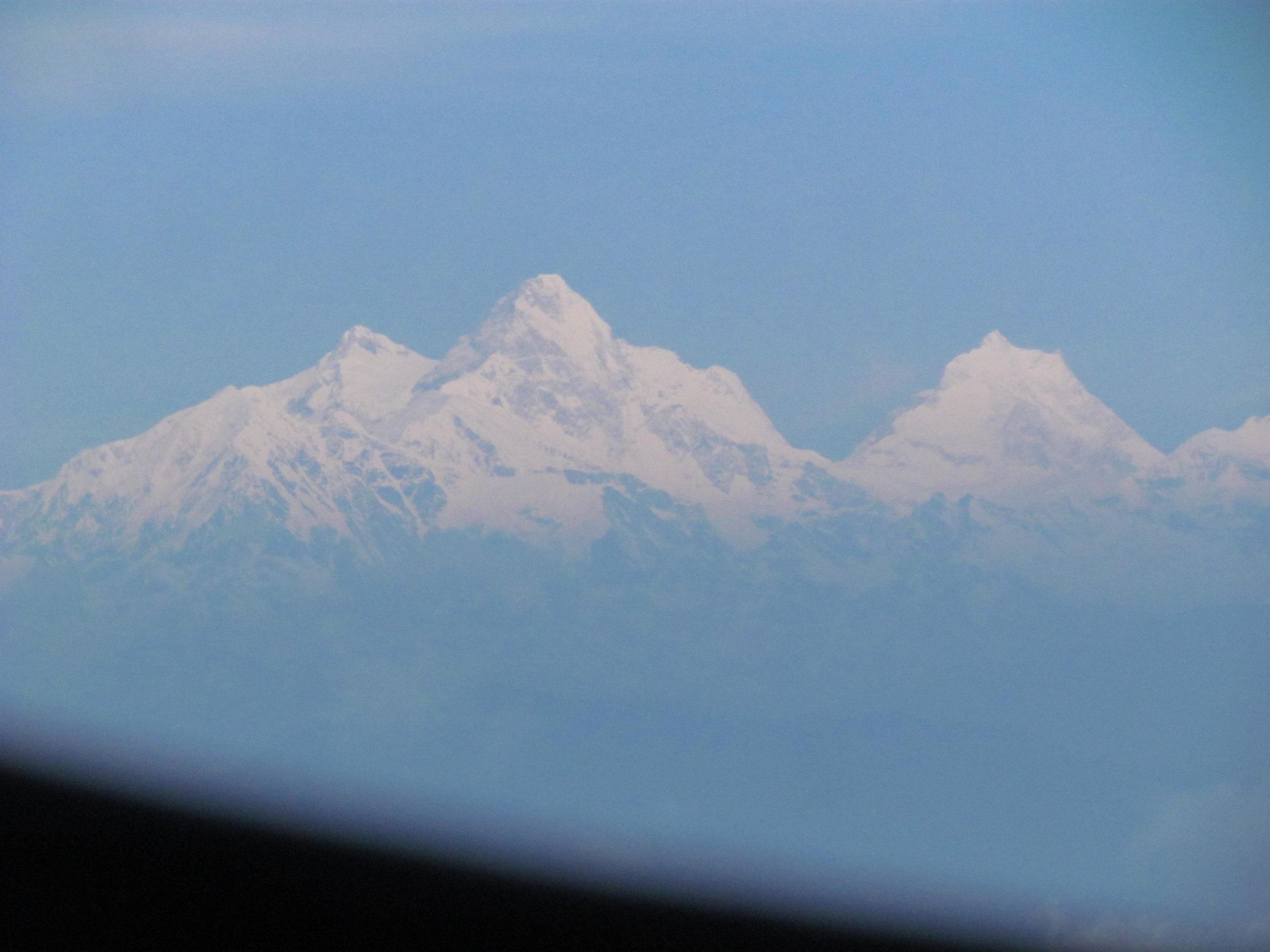 ネパール ヒマラヤ山脈