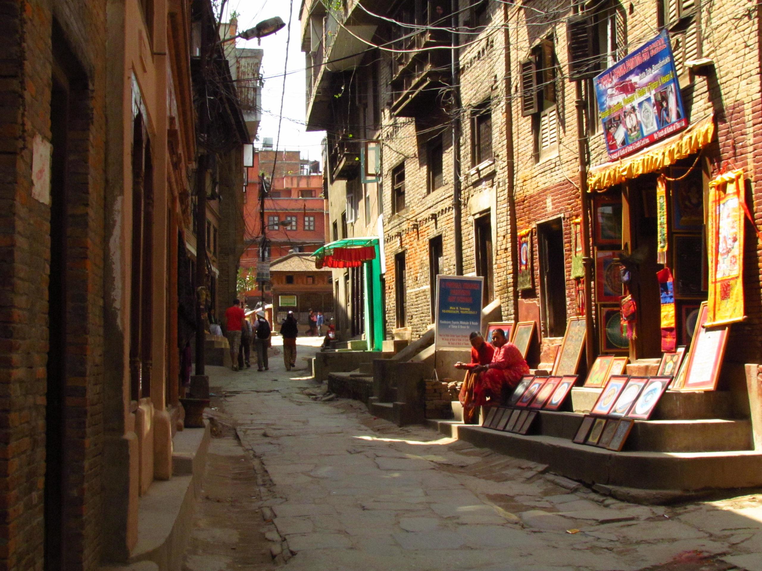 ネパール カトマンズ