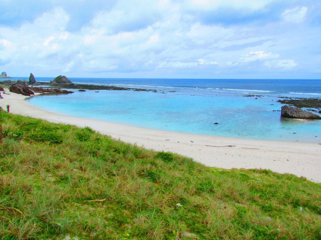 沖縄県 伊平屋島 潮下浜