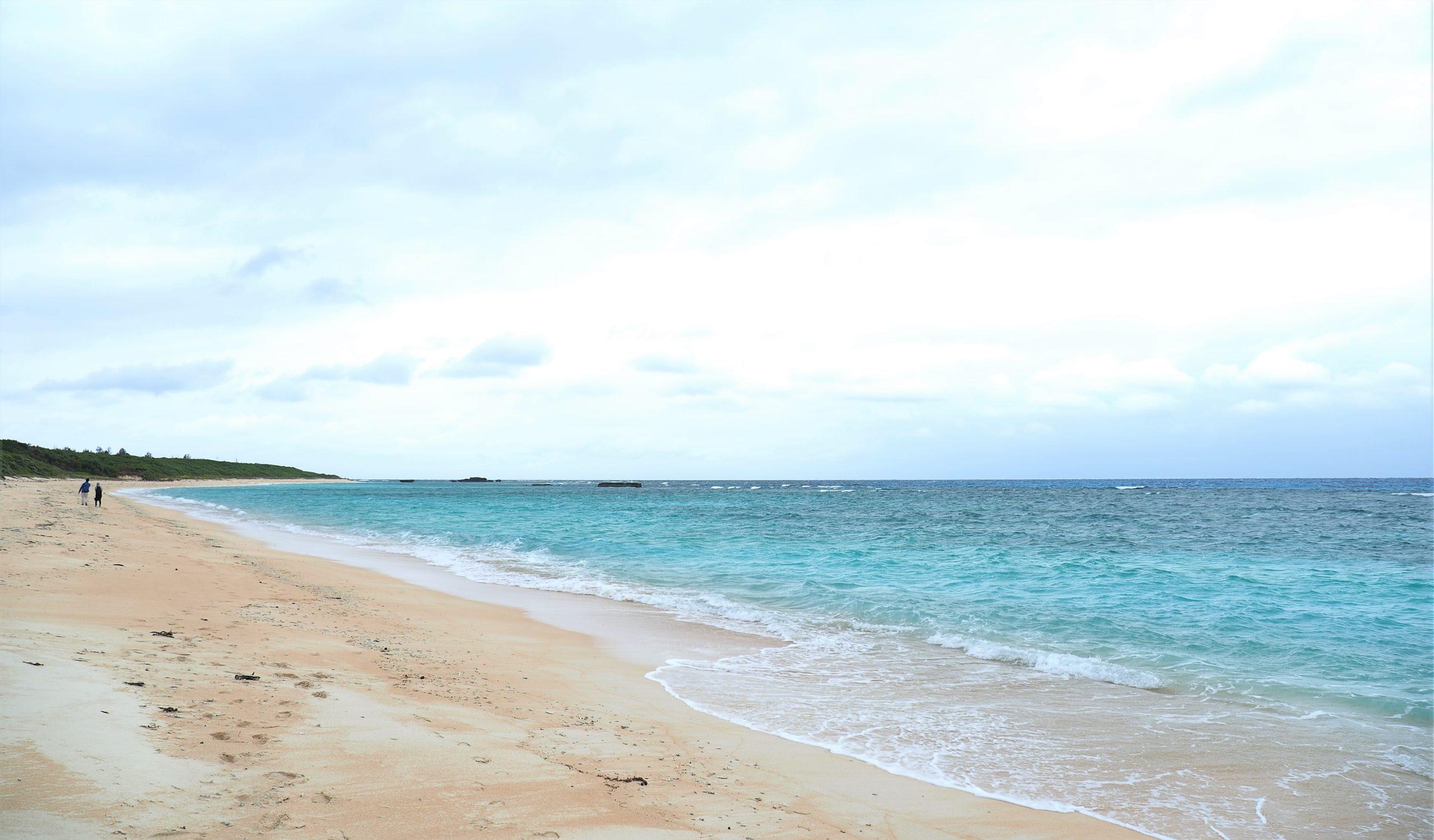 沖縄県 波照間島 西浜