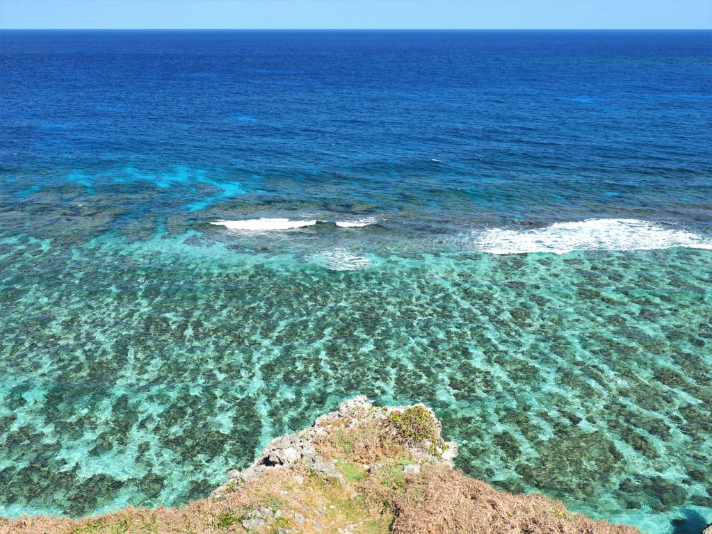 沖縄県 与那国島 六畳ビーチ