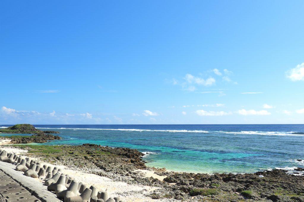 沖縄県 与那国島 比川