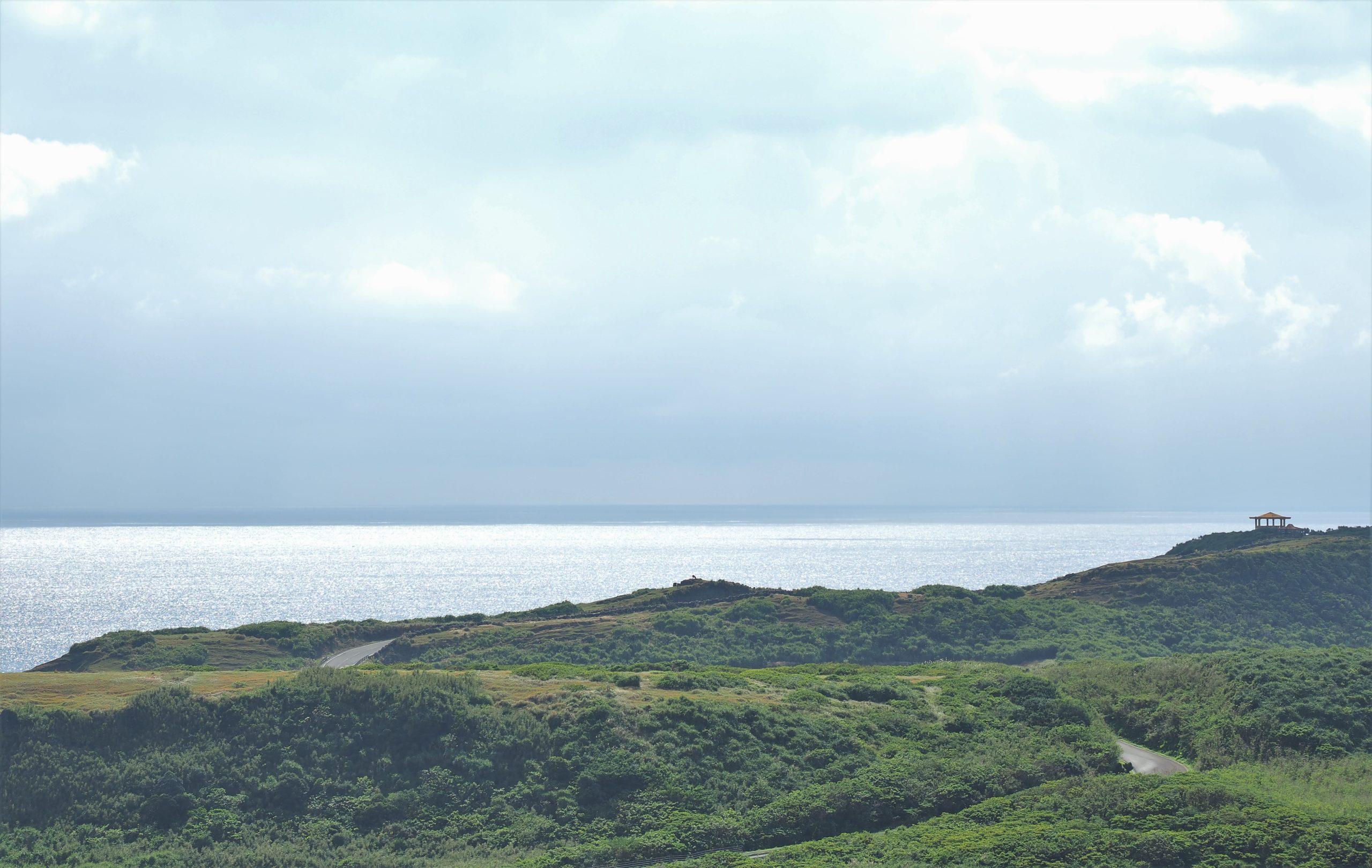 沖縄県 与那国島 立神岩