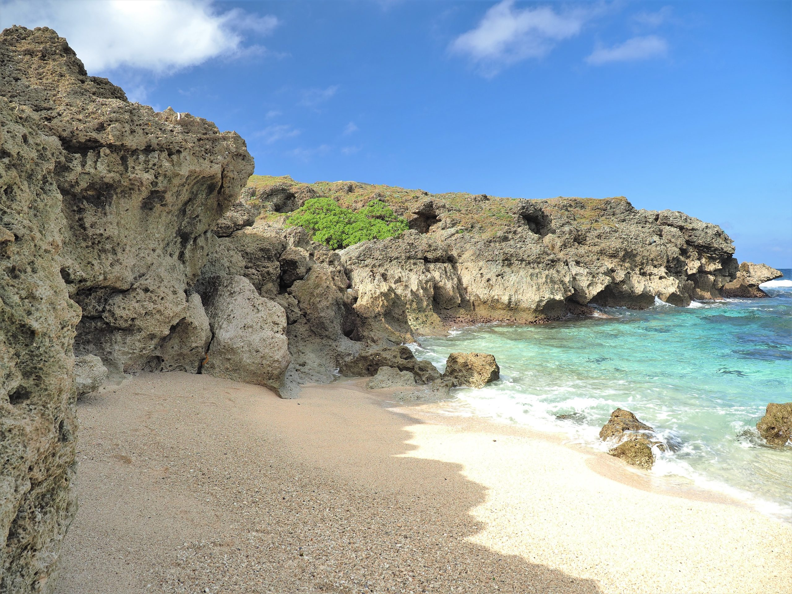 沖縄県 与那国島 四畳半ビーチ