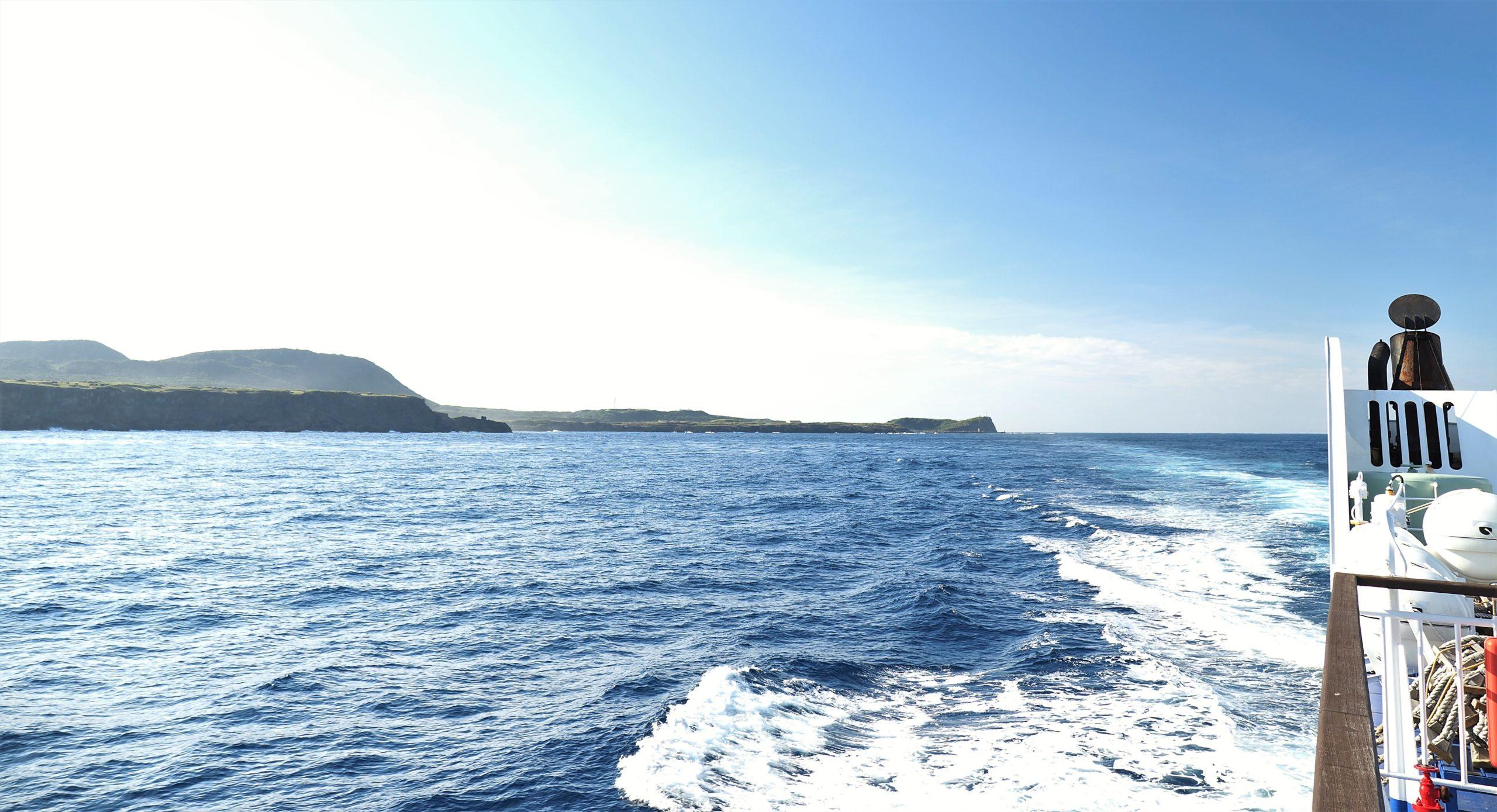 沖縄県 与那国島 フェリーよなくに