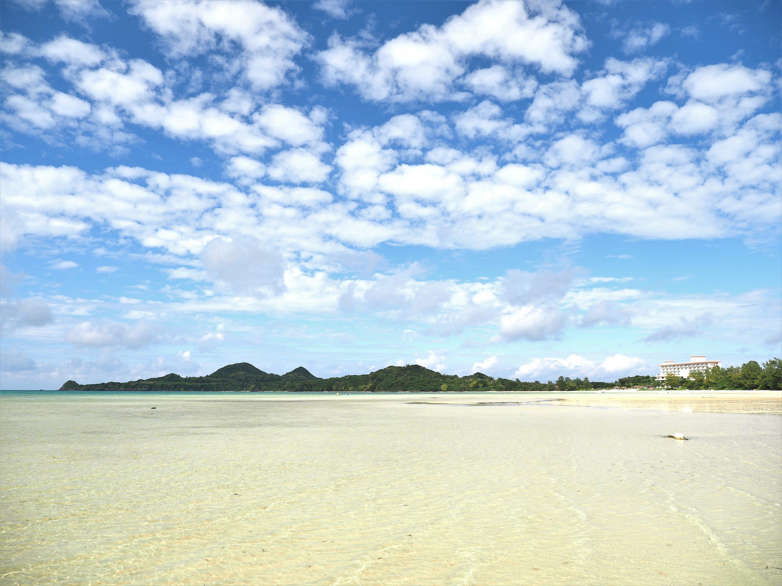 沖縄県 石垣島 底土ビーチ
