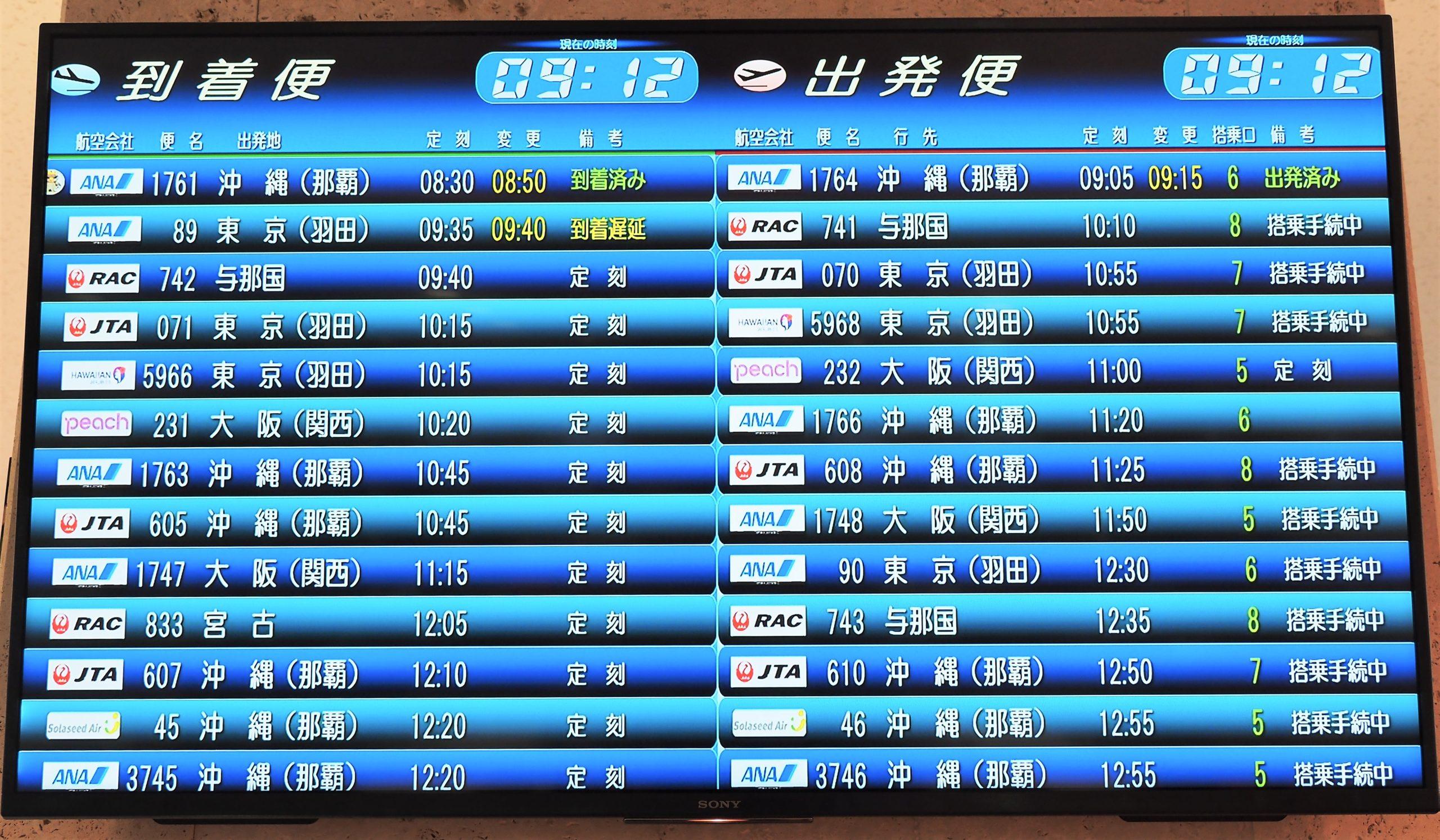 沖縄県 石垣島 新石垣空港