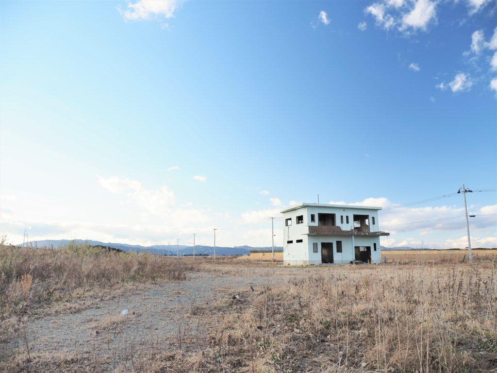 福島県 帰宅困難地域