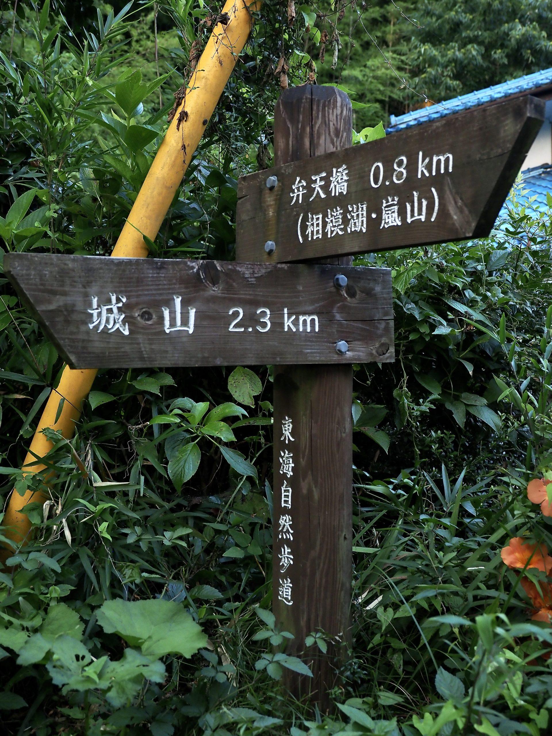 神奈川県 東海自然歩道