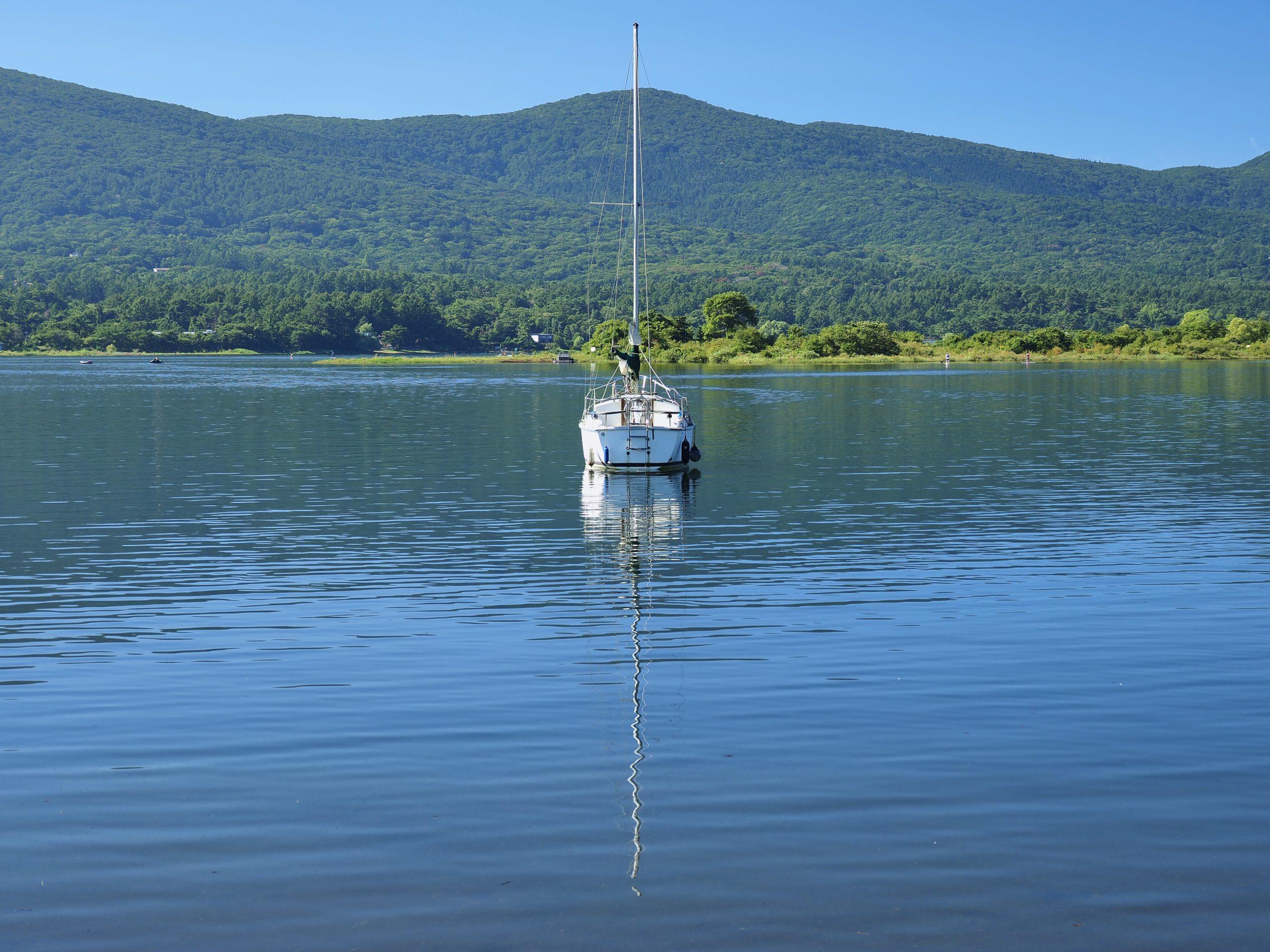 山梨県 山中湖