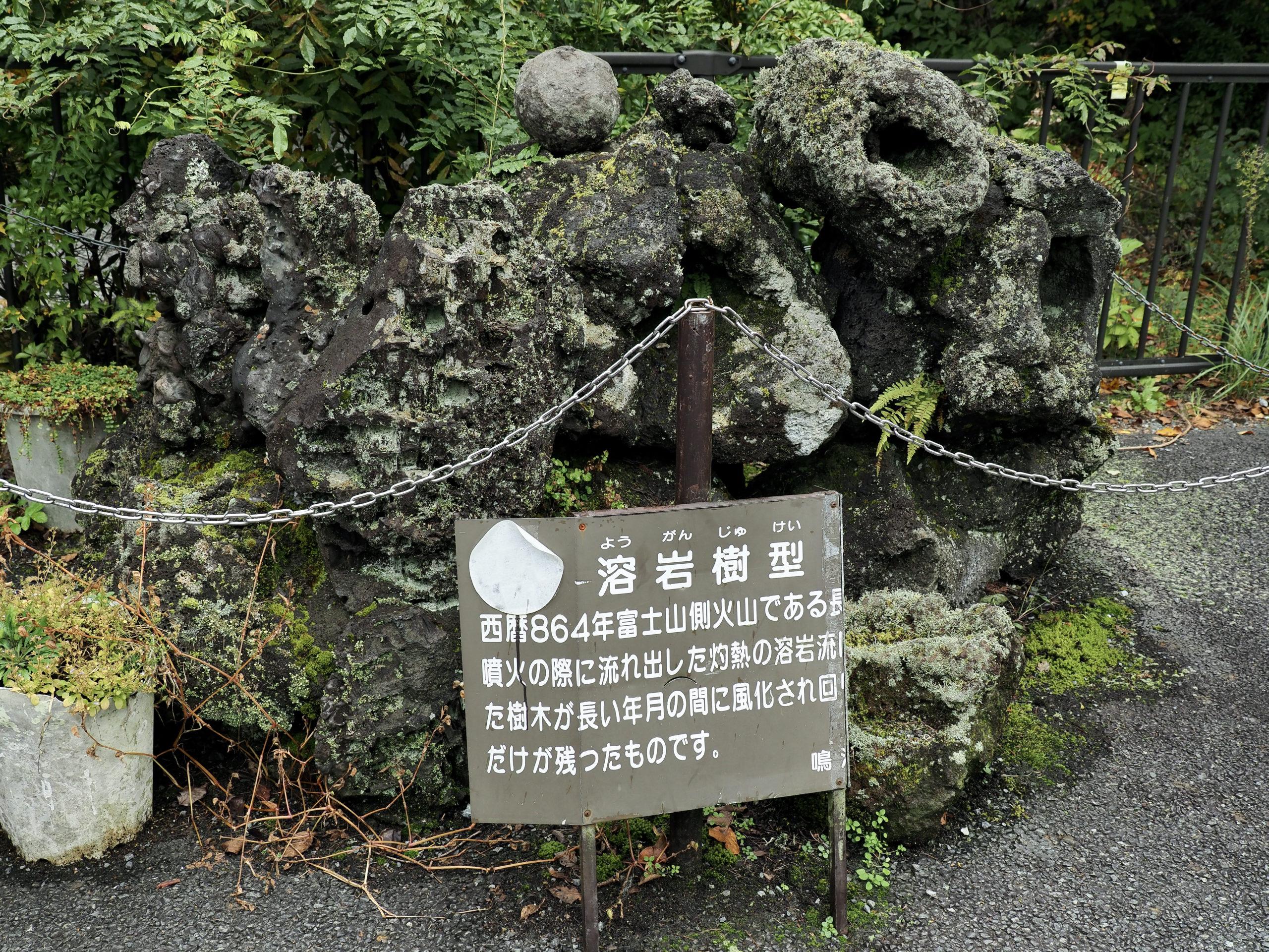山梨県 鳴沢氷穴