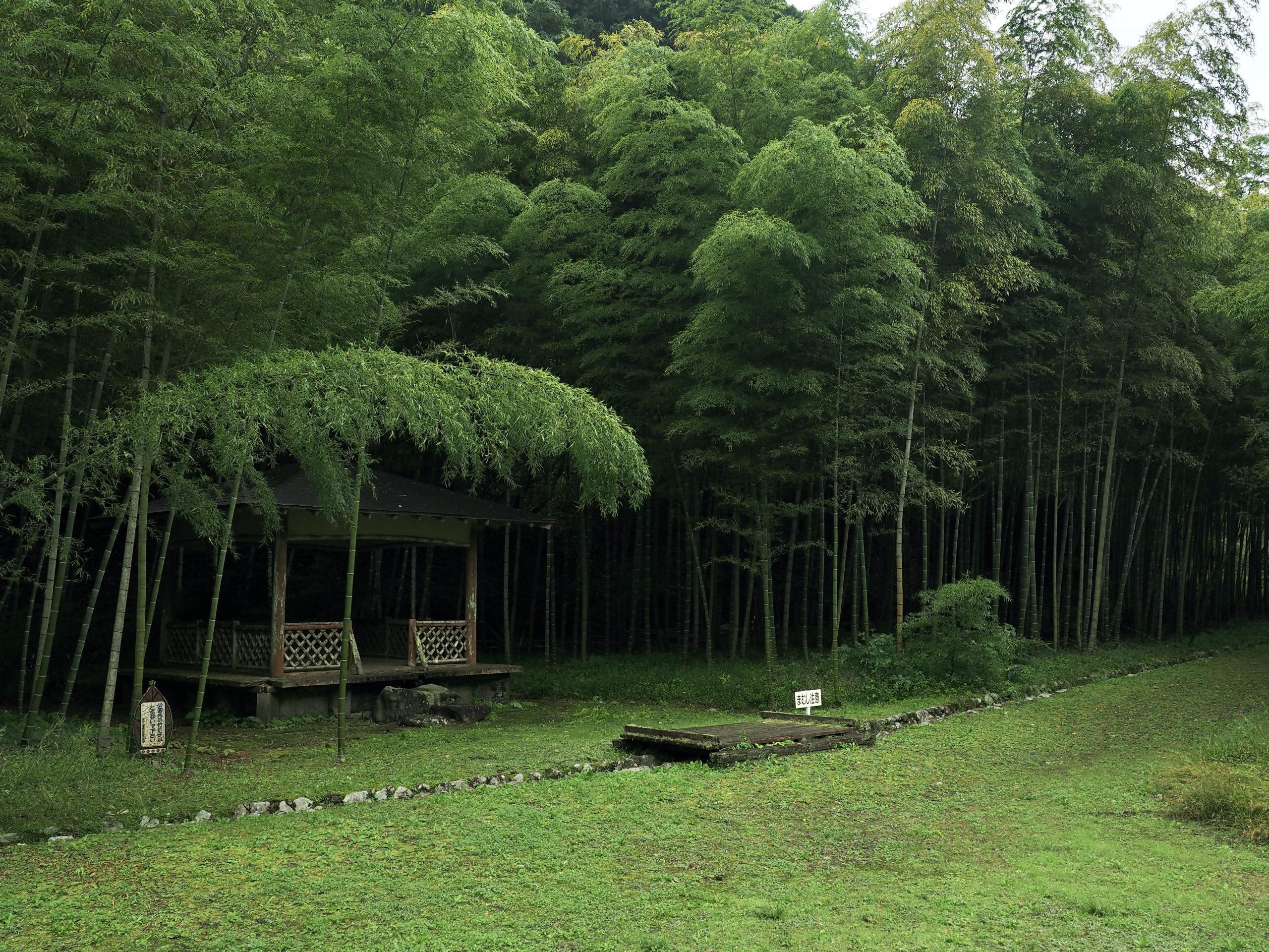 静岡県 黒川キャンプ場