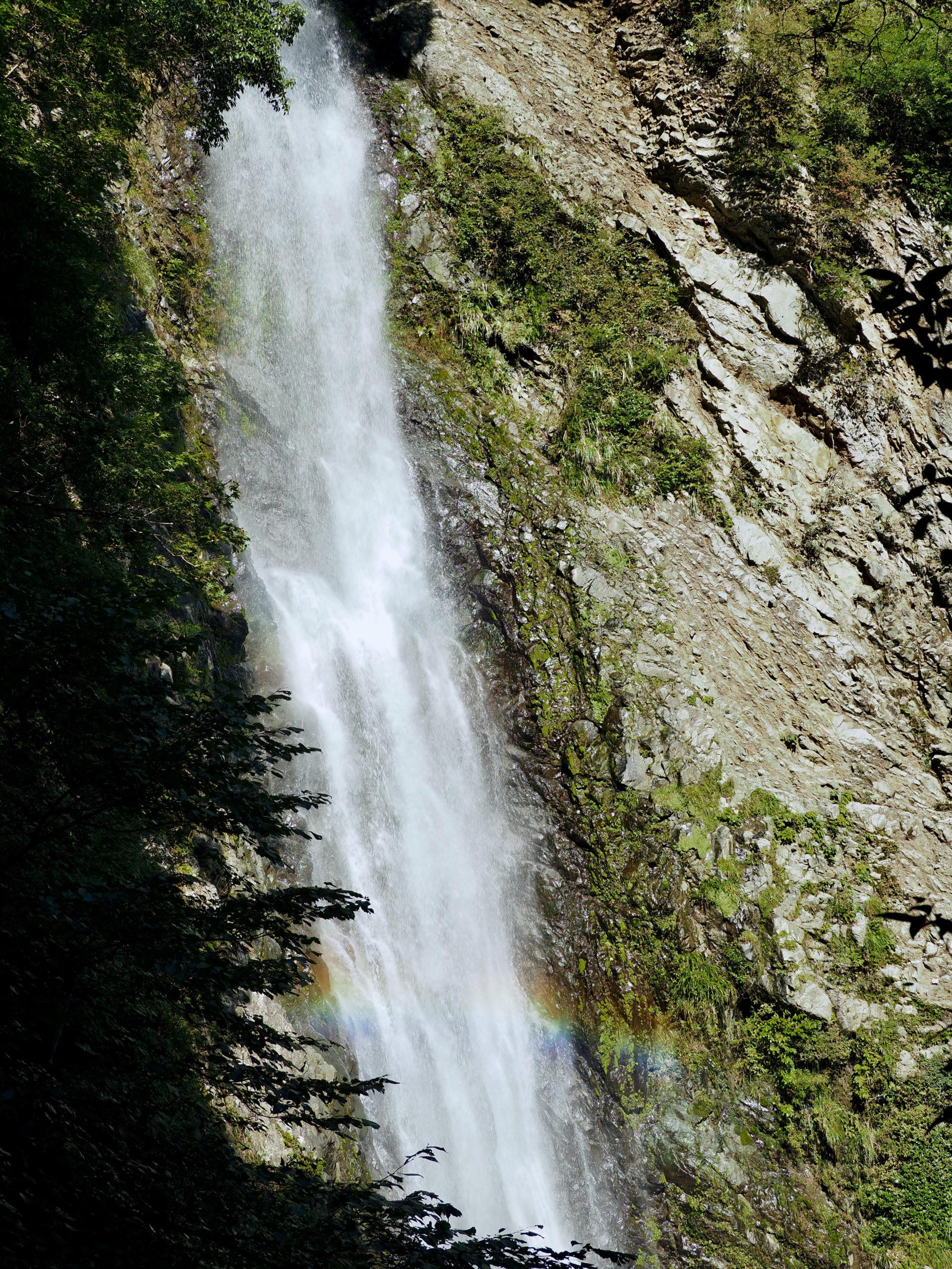 静岡県 宇嶺の滝