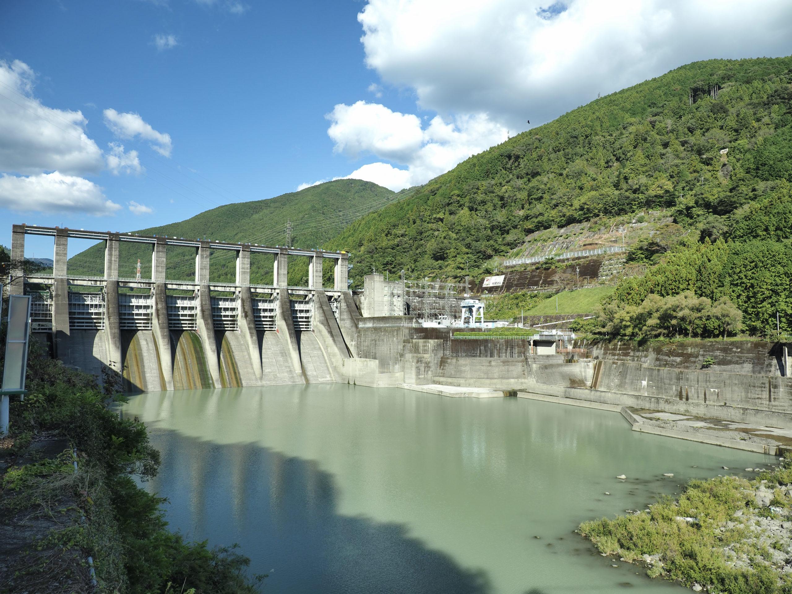 静岡県 秋葉ダム