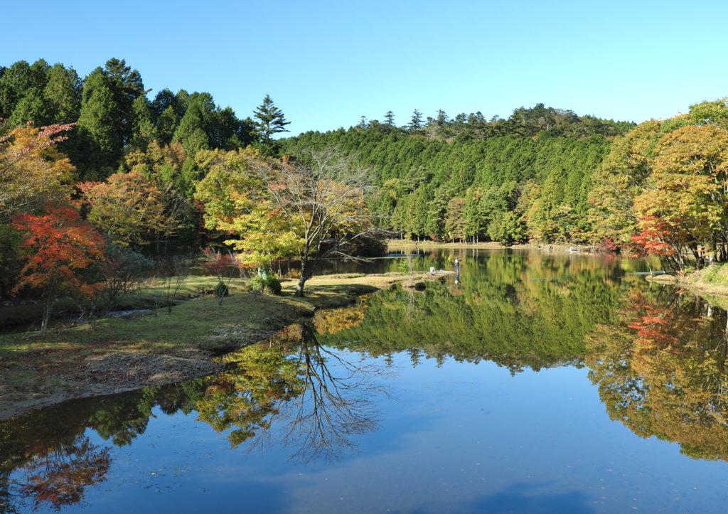 愛知県 段戸湖