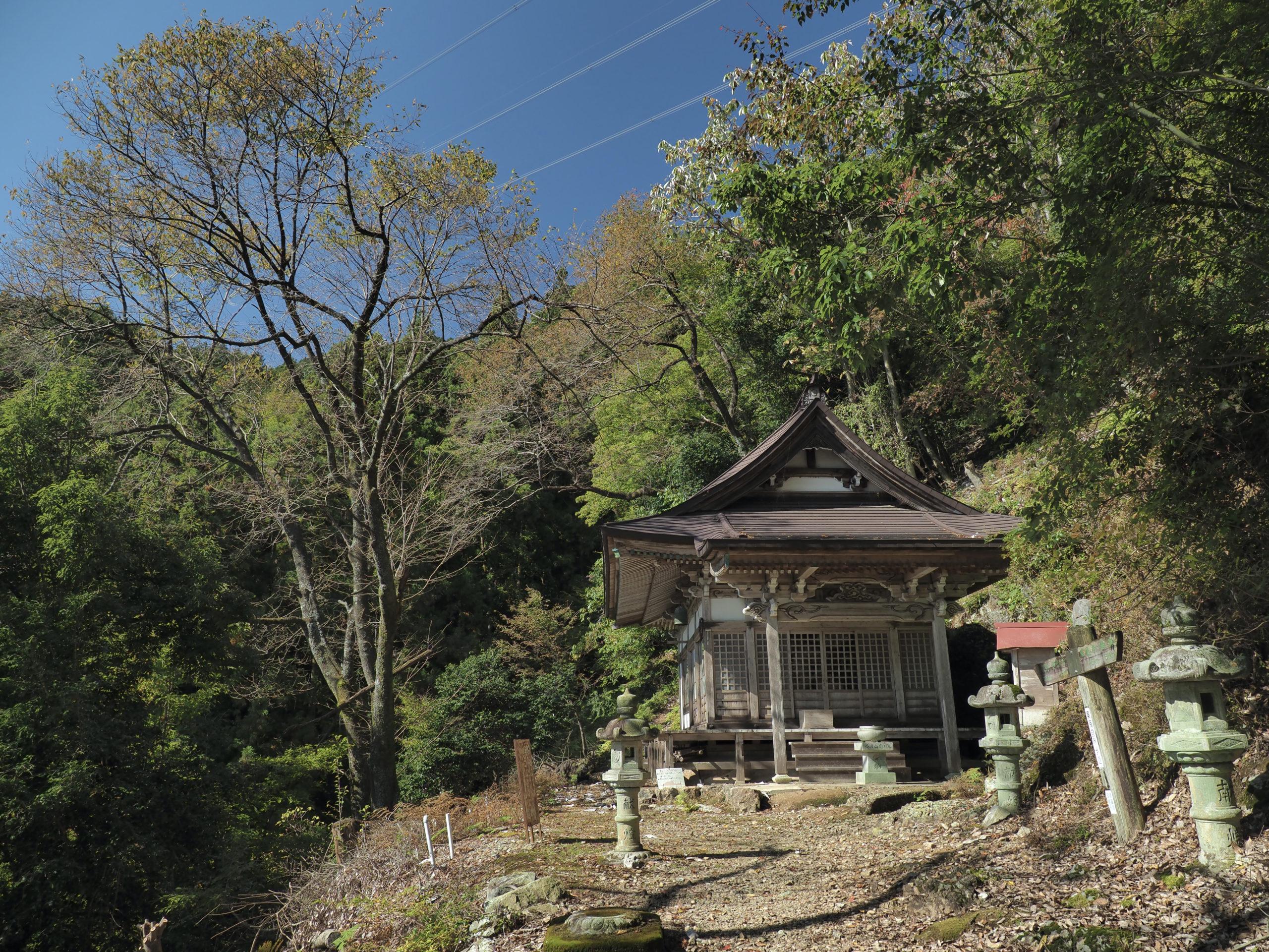 岐阜県 妙法ヶ岳