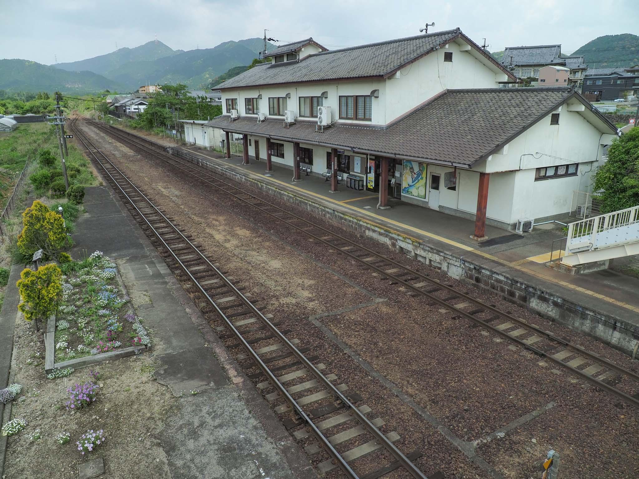 三重県 関駅