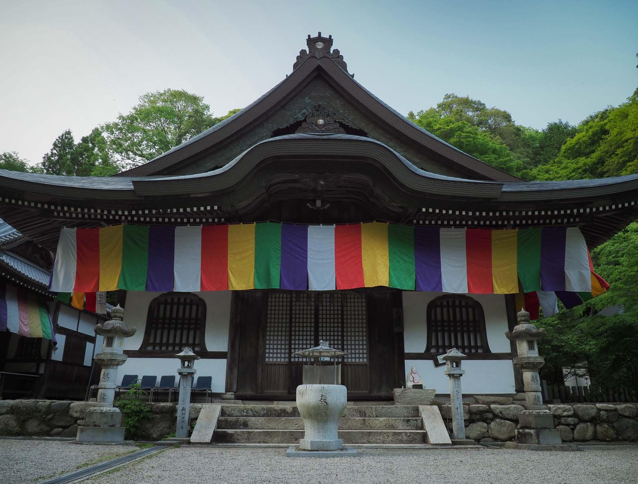 三重県 新大仏寺