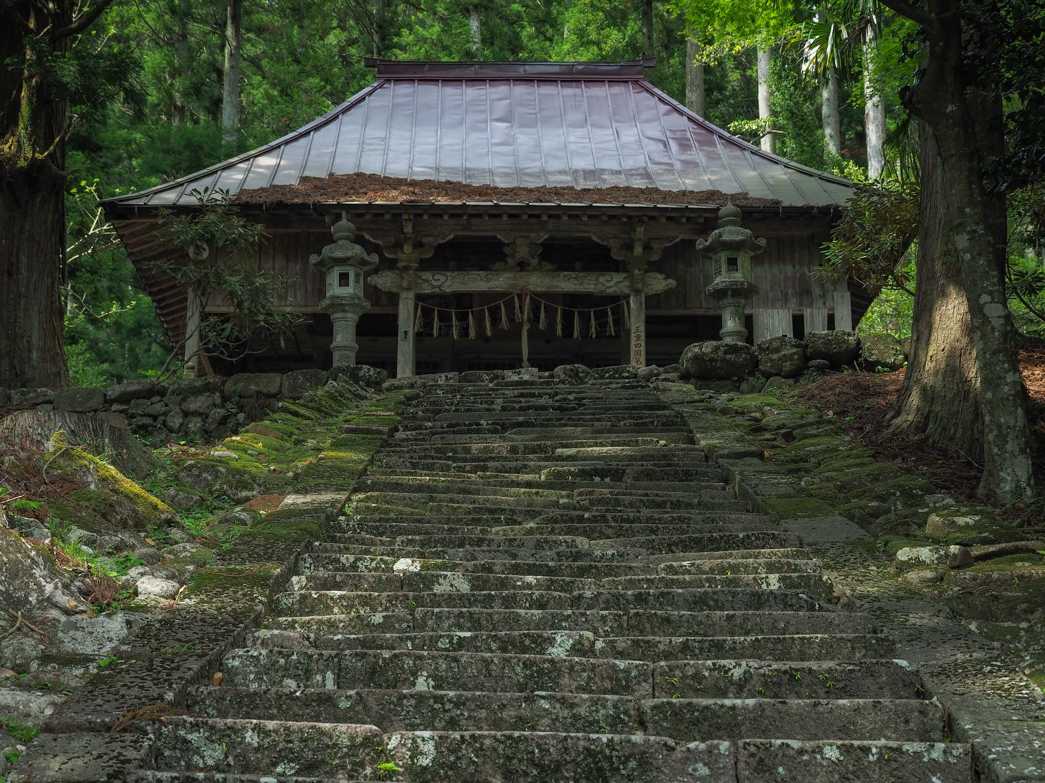 三重県 真福寺