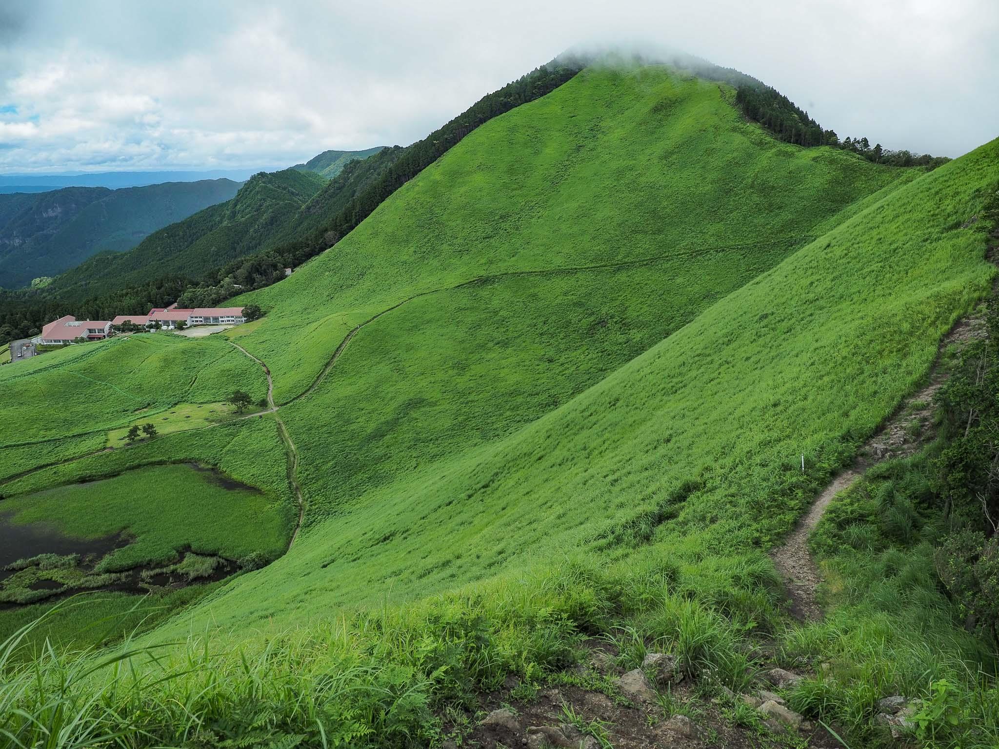 奈良県 曽爾村 曽爾高原