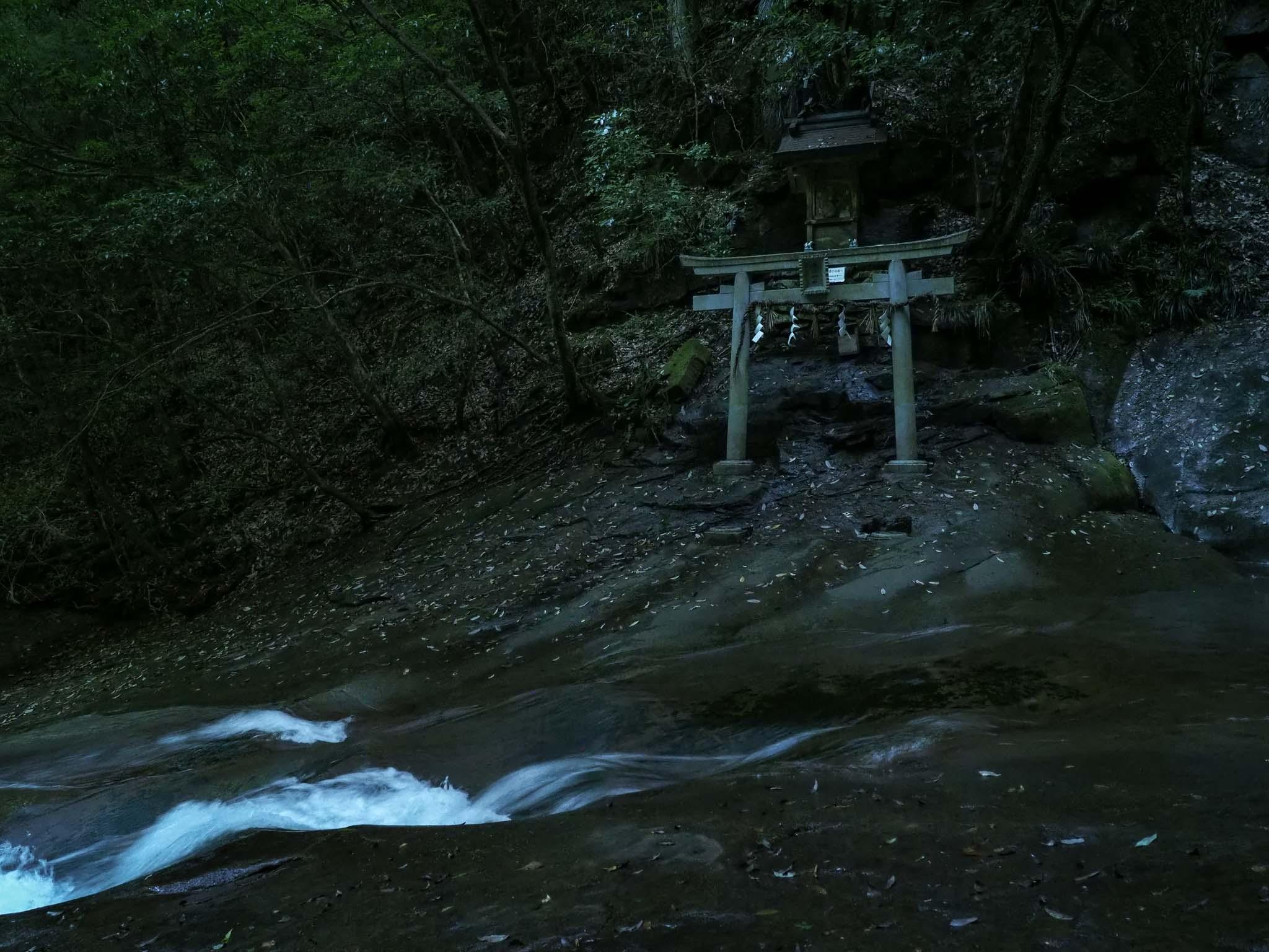 奈良県 龍鎮神社